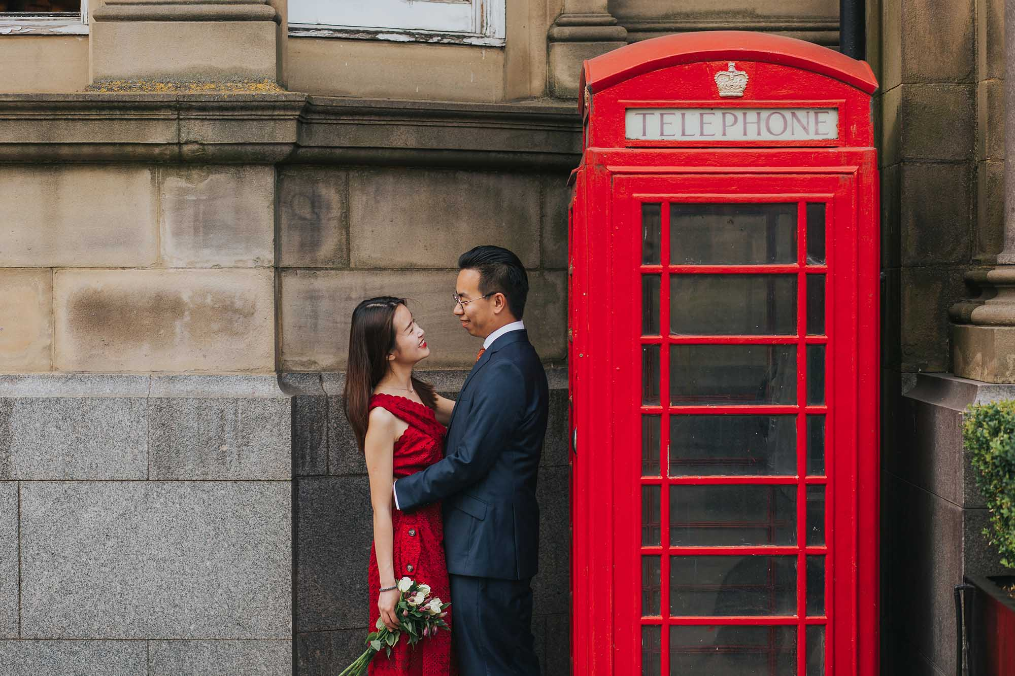 Engagement photography inspiration in Leeds