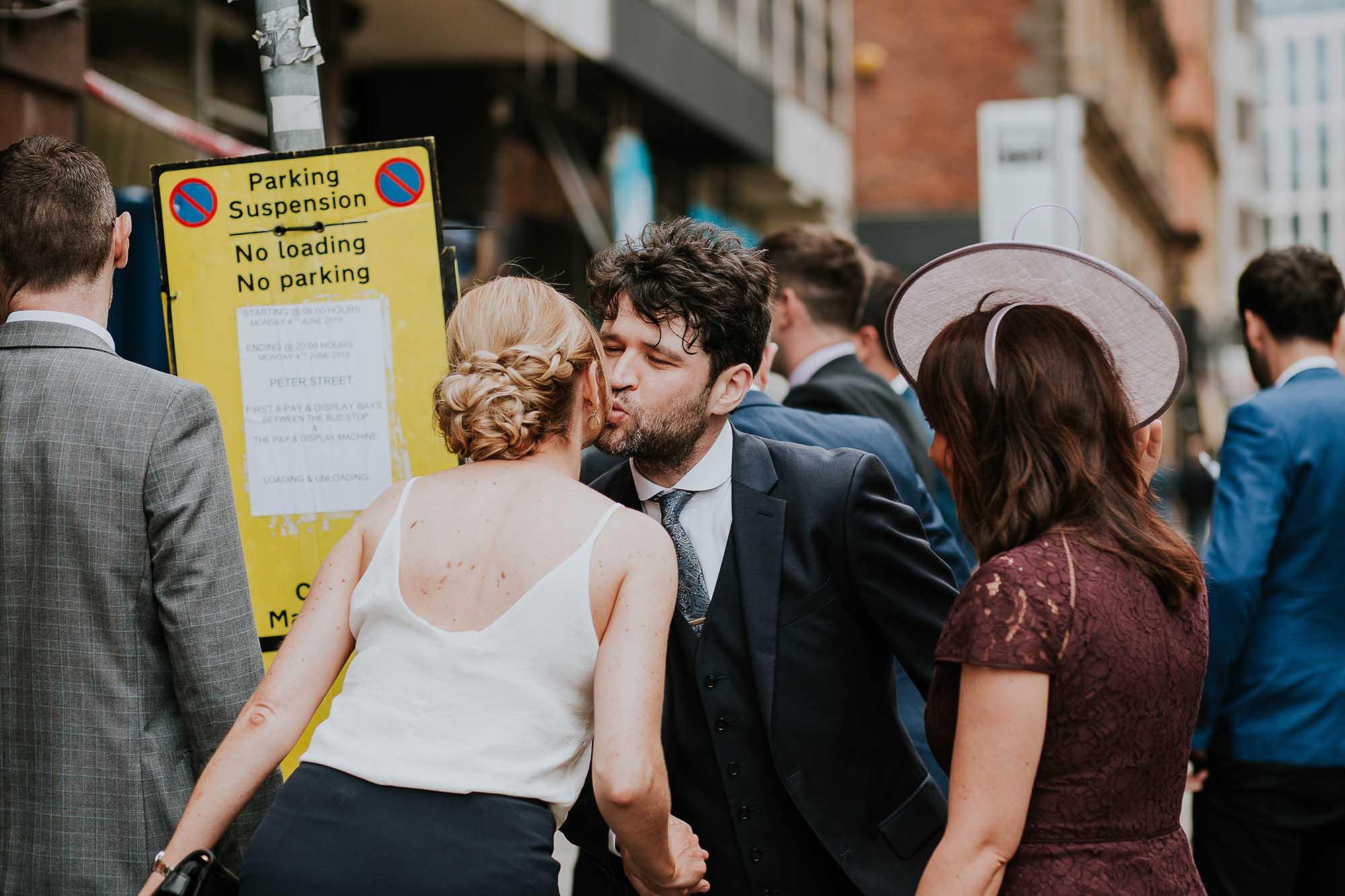 Albert Hall Manchester city wedding