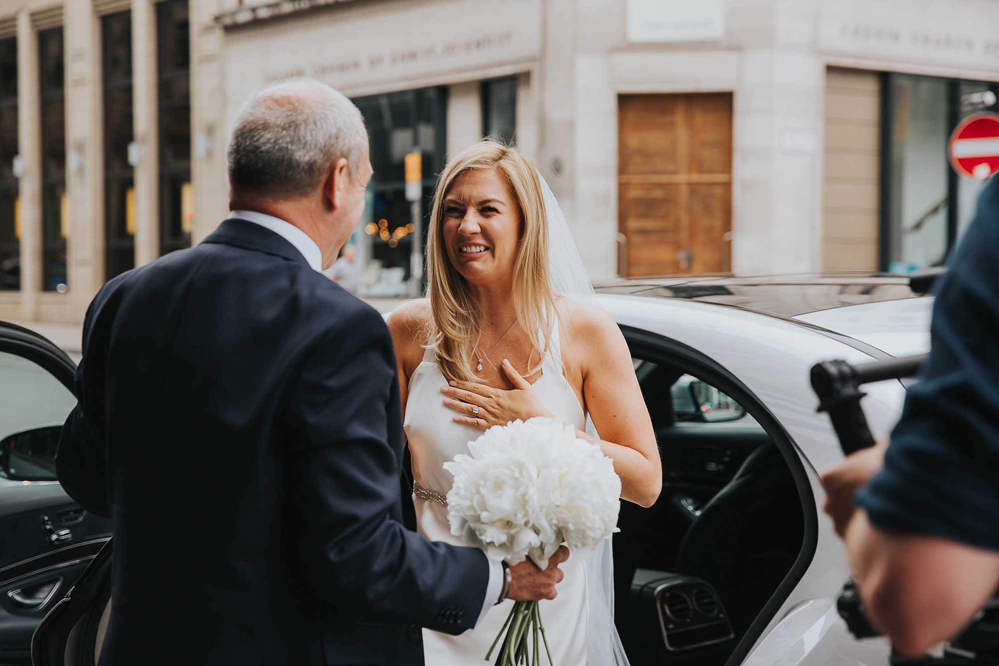 city wedding Manchester