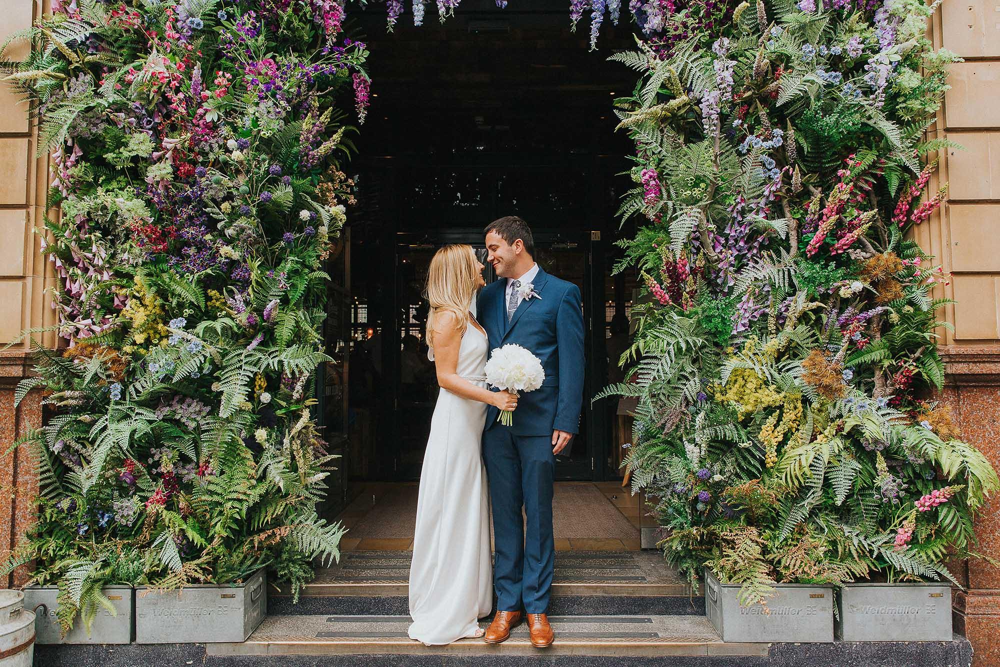 Albert Hall wedding photographer Manchester