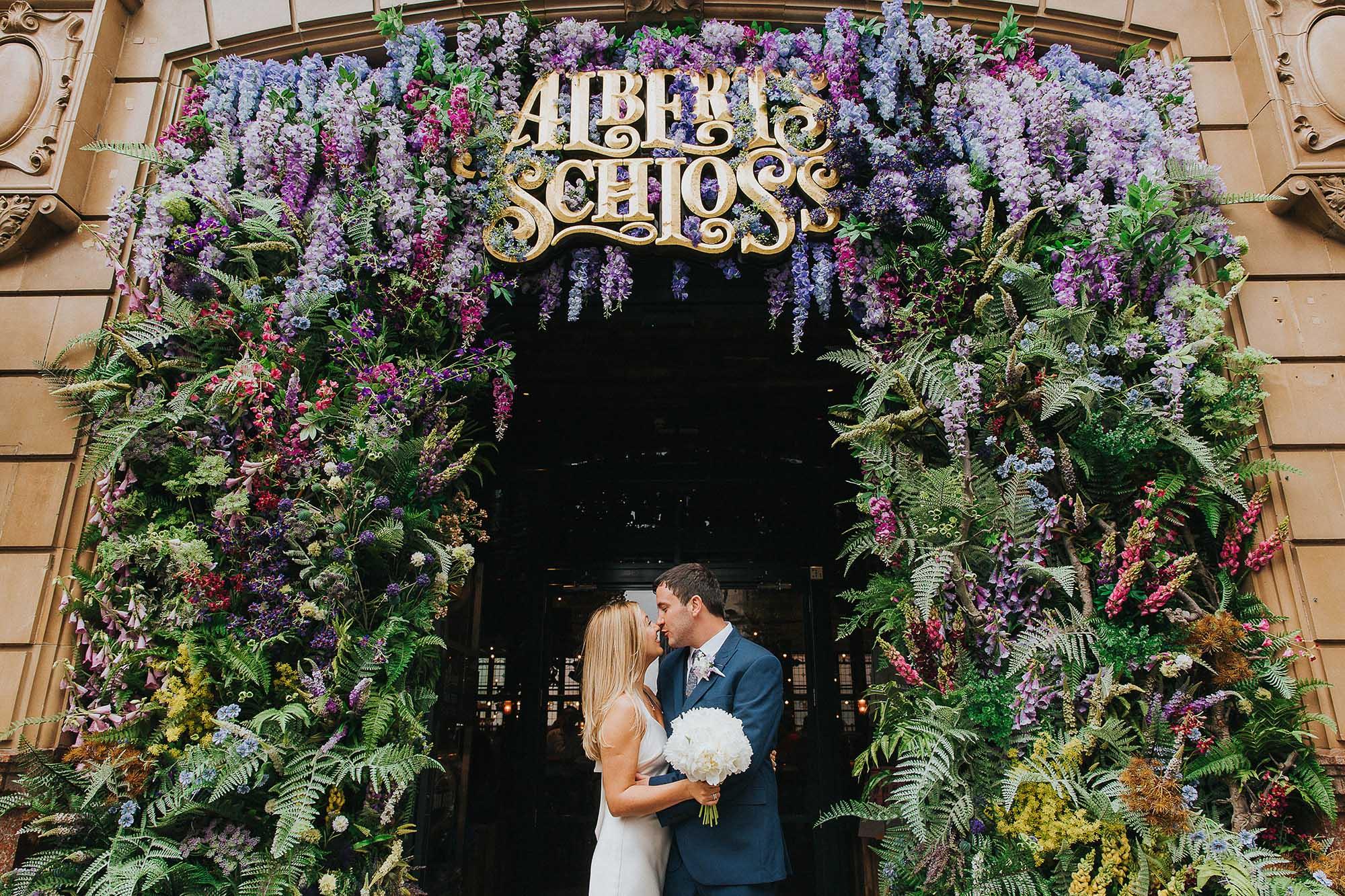 Albert Hall Manchester weddings