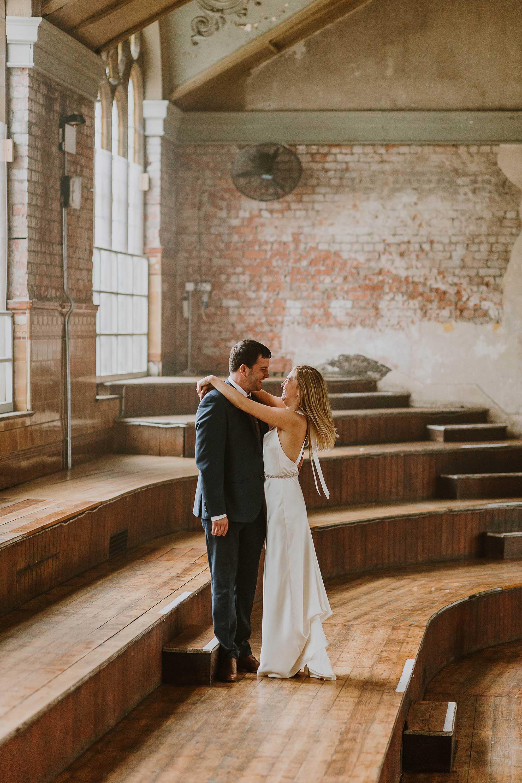 Albert Hall Manchester wedding reception