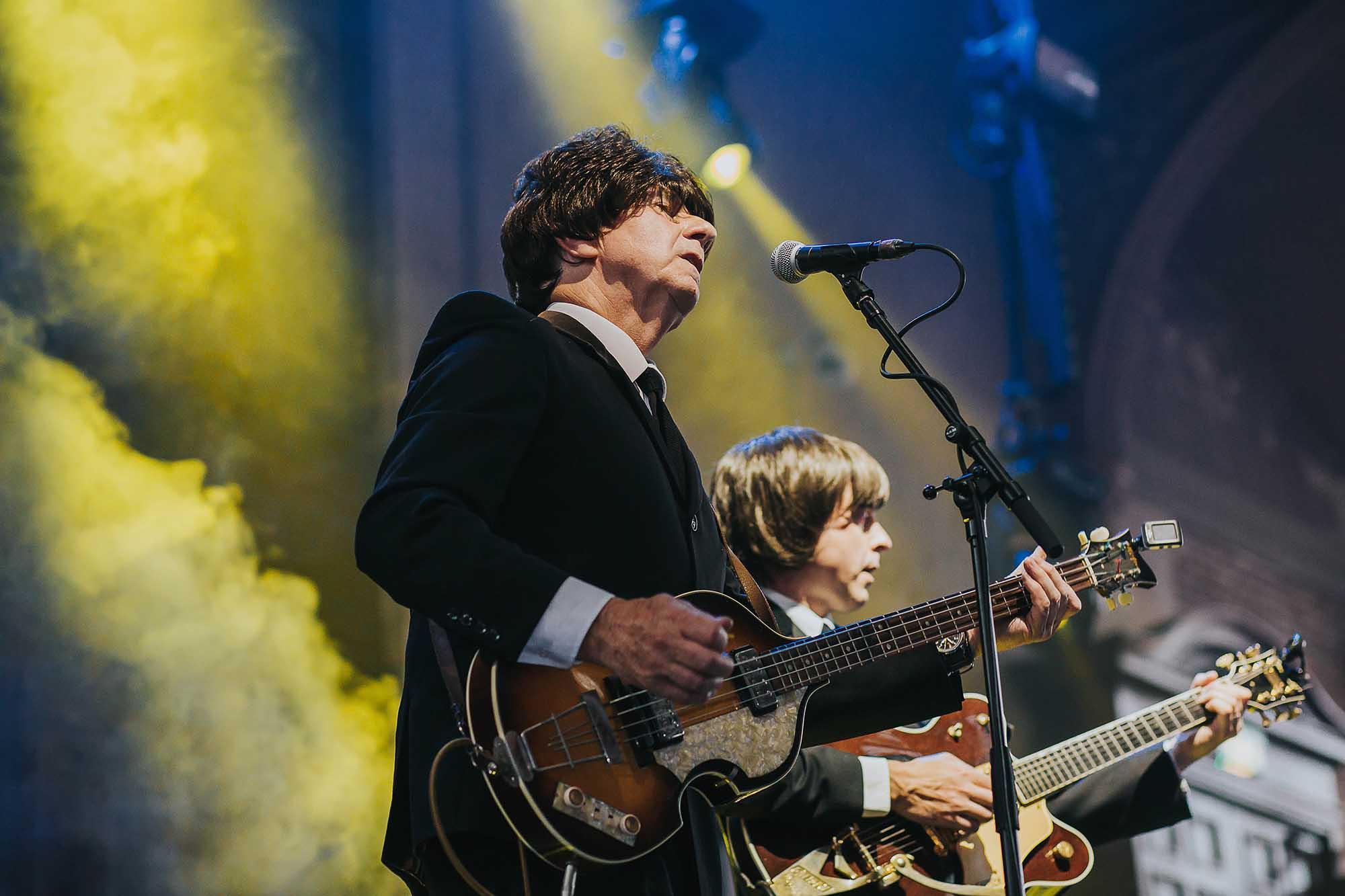 Beatles wedding tribute band