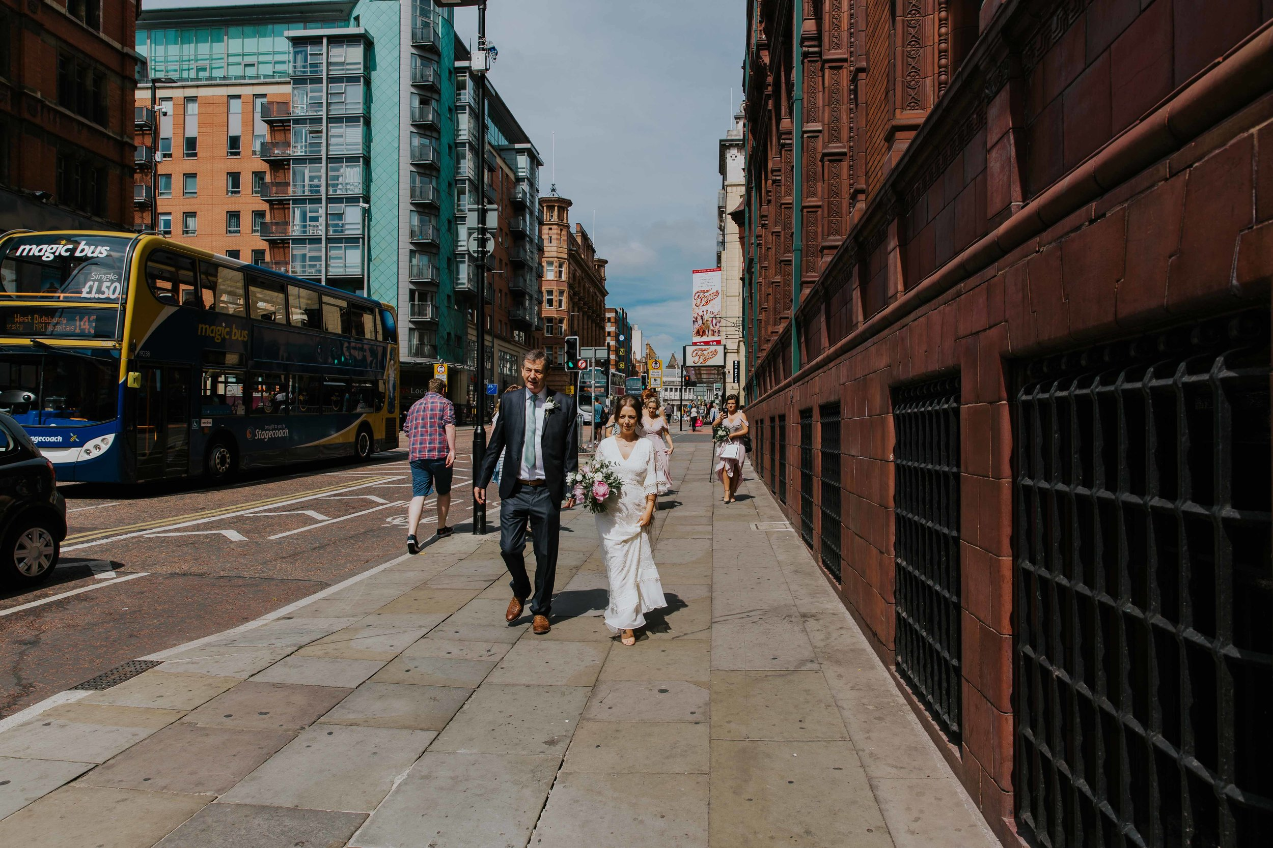 Manchester city centre wedding ideas
