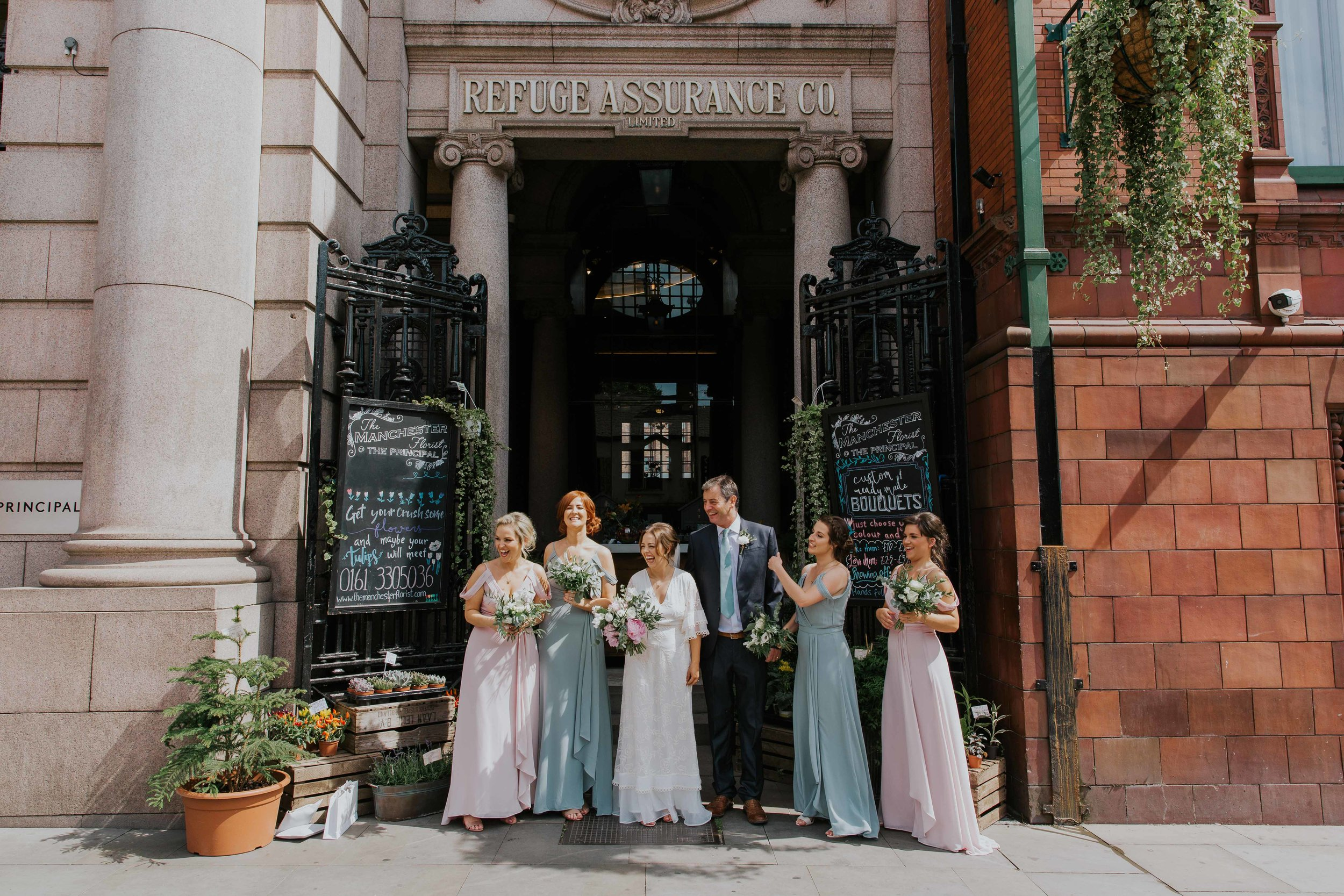The Principal hotel wedding