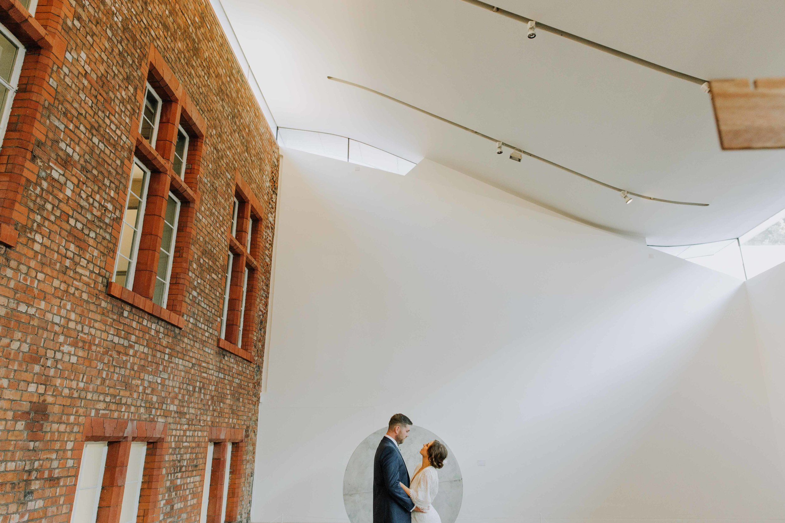 The Whitworth Art Gallery Manchester wedding