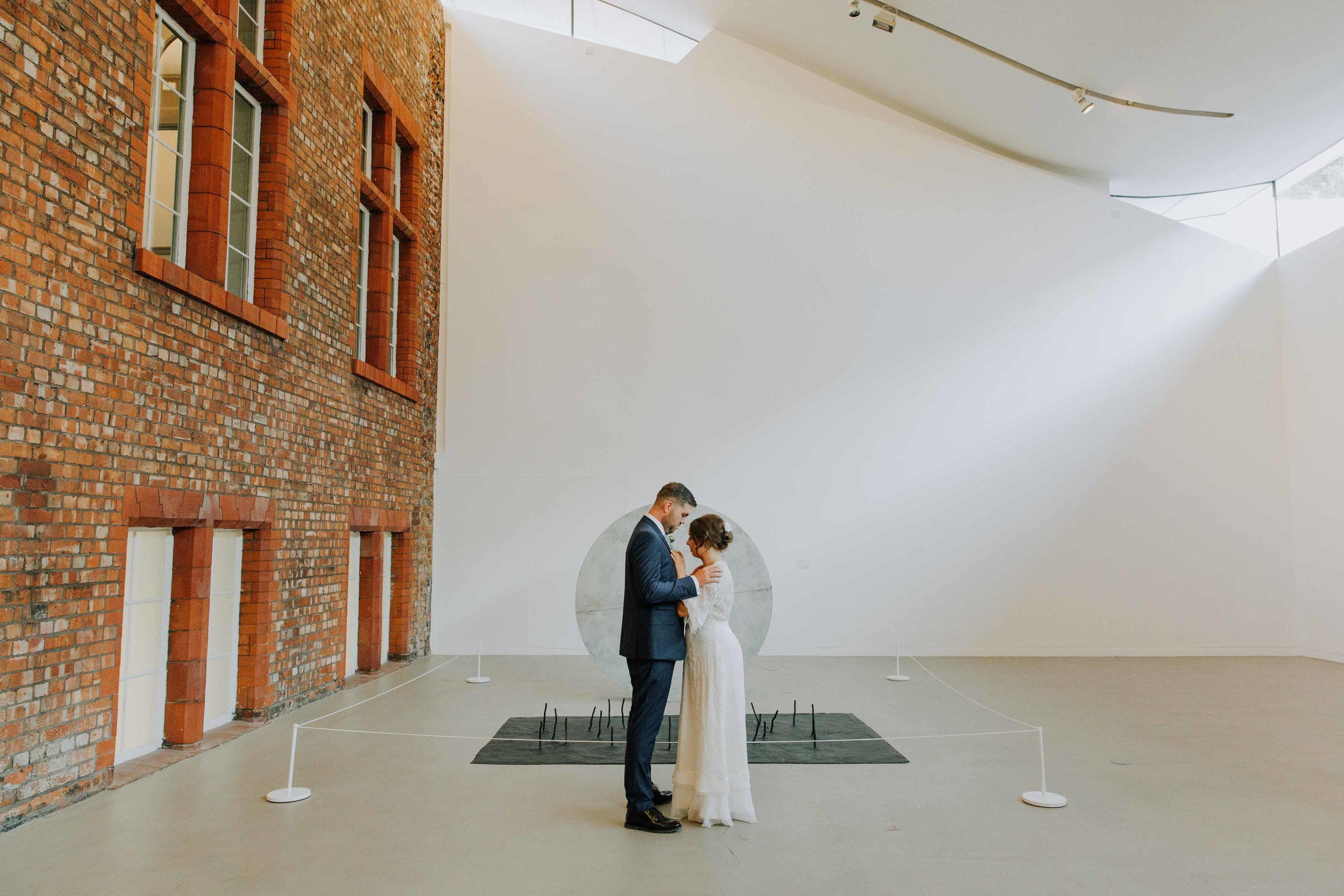 museum wedding venue in Manchester