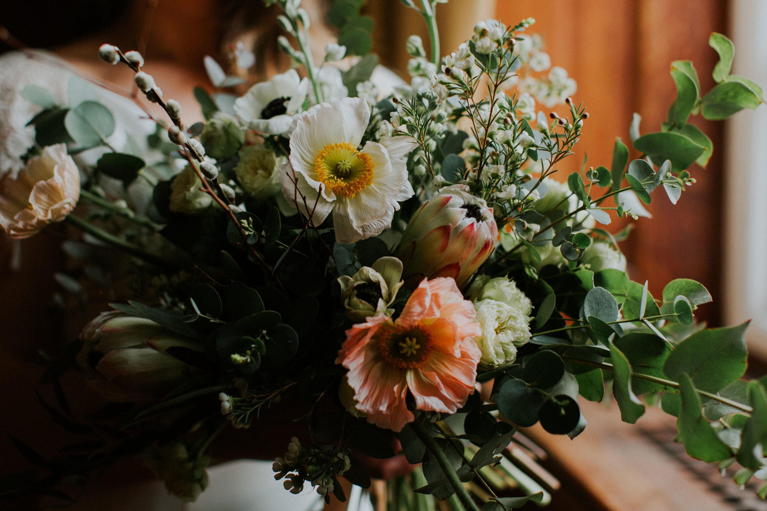 Hannah Elizabeth florist in Manchester