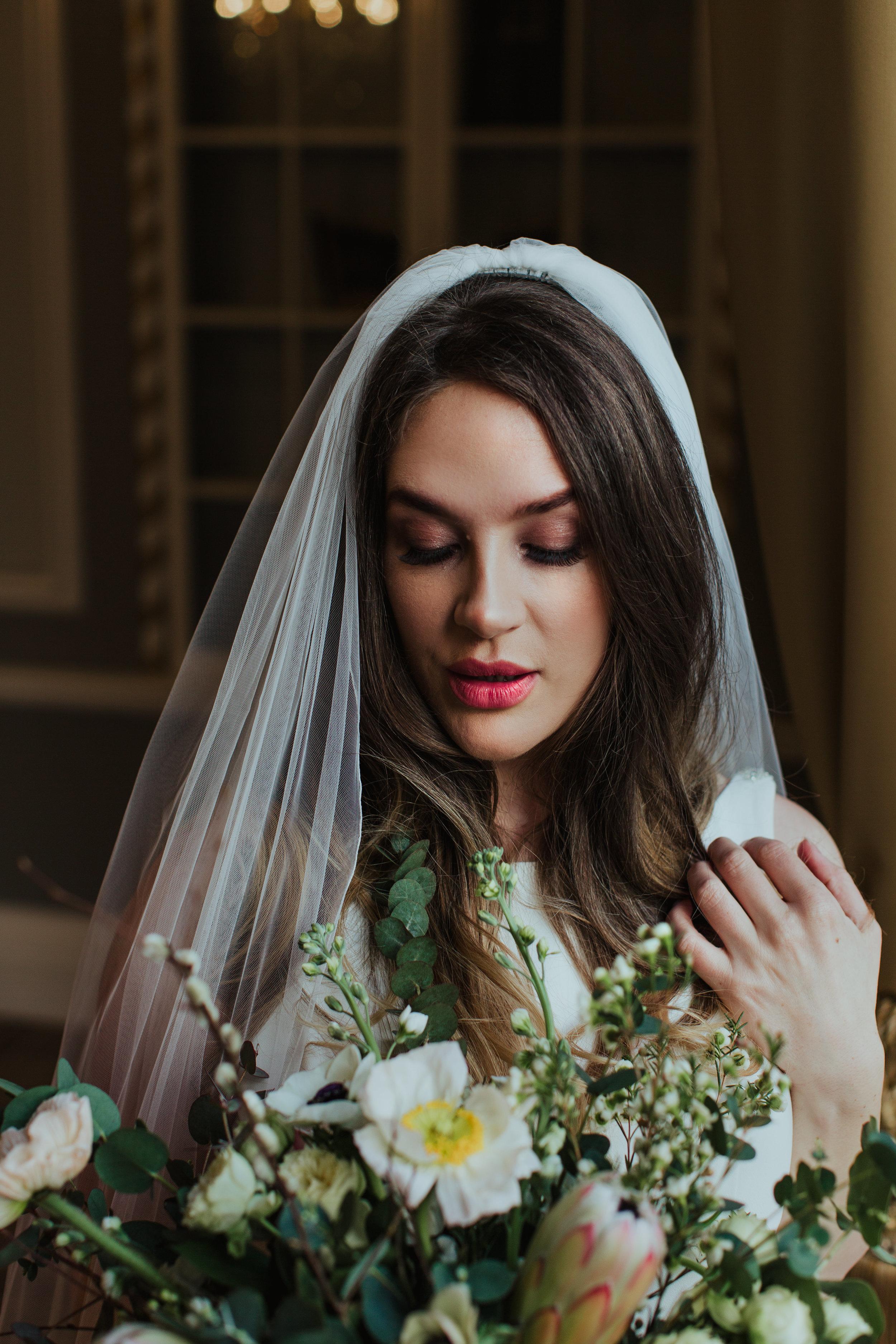 bridal makeup Manchester