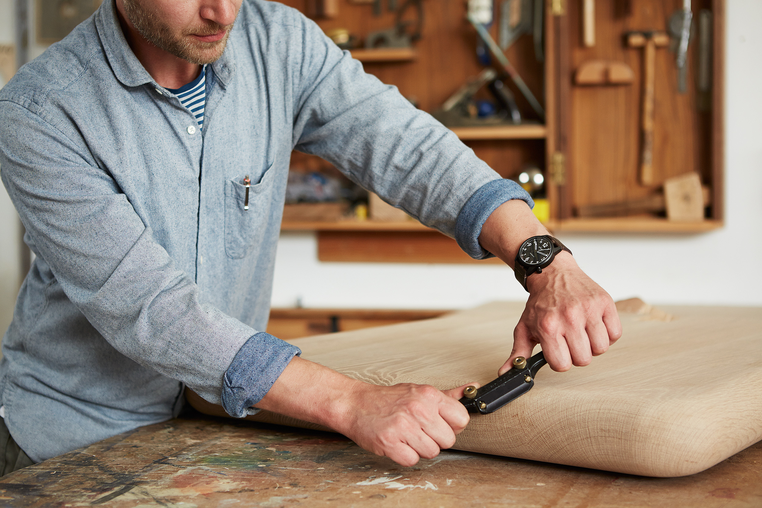 Gavin Coyle  Cabinetmaking London, United Kingdom