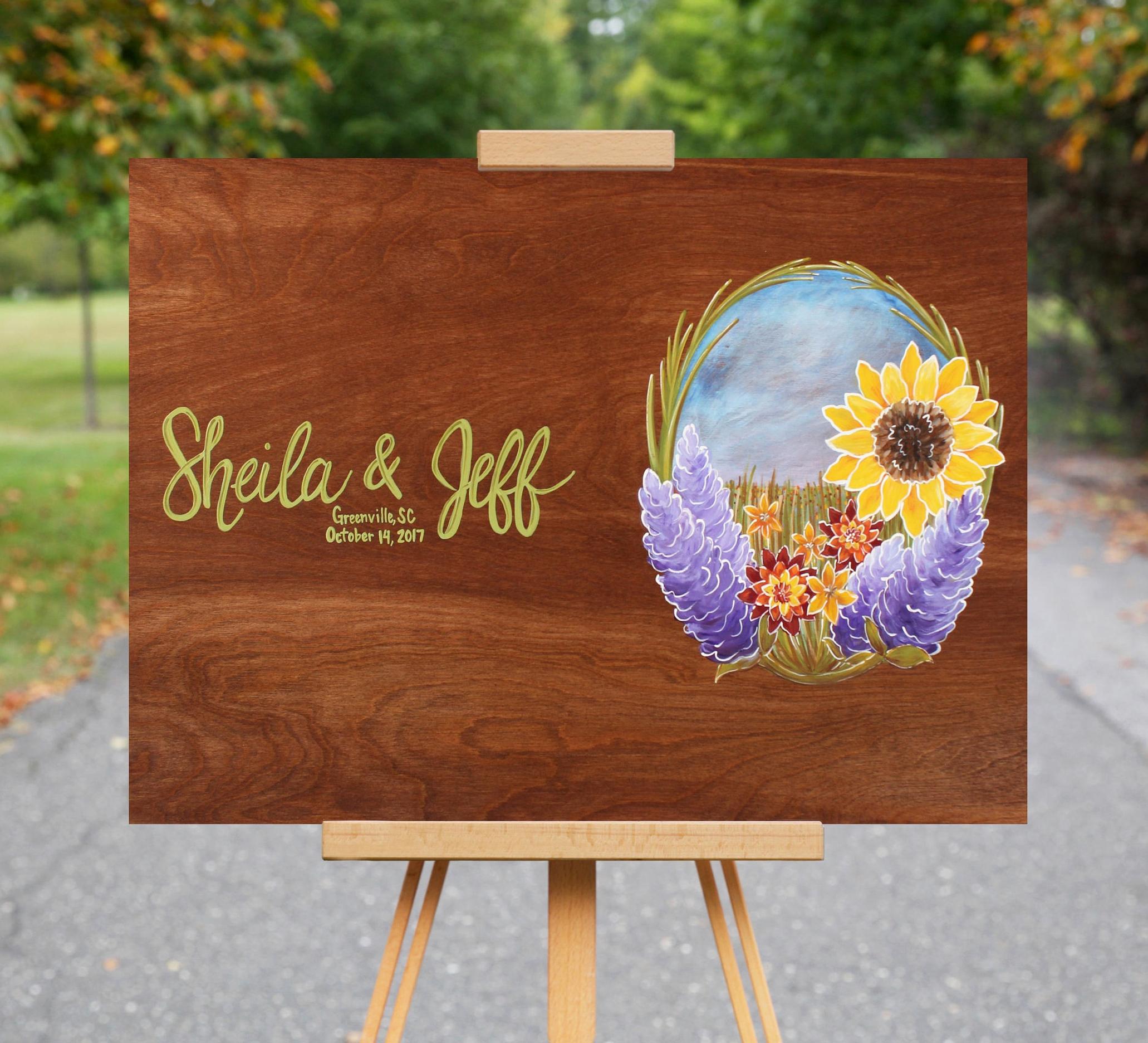 sunflower wood painting.jpg