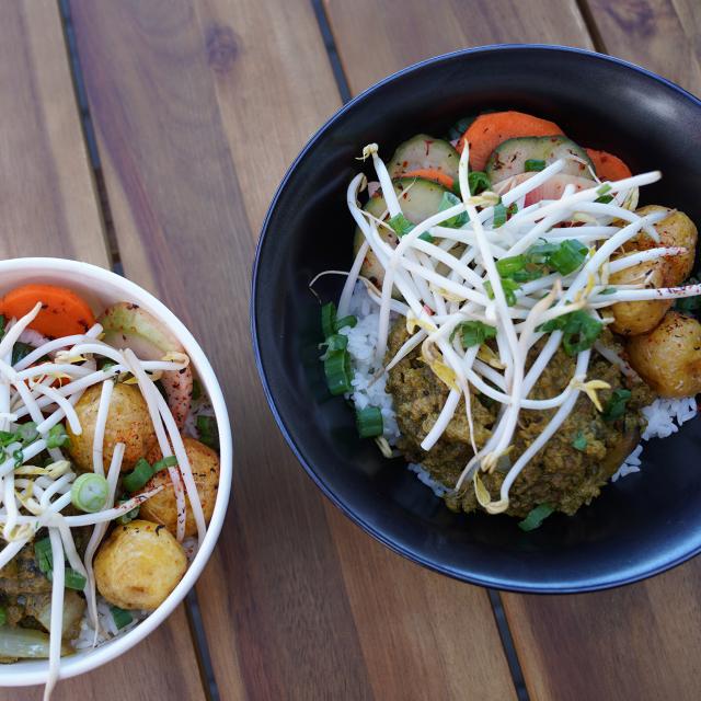 Vegan Curry Miso