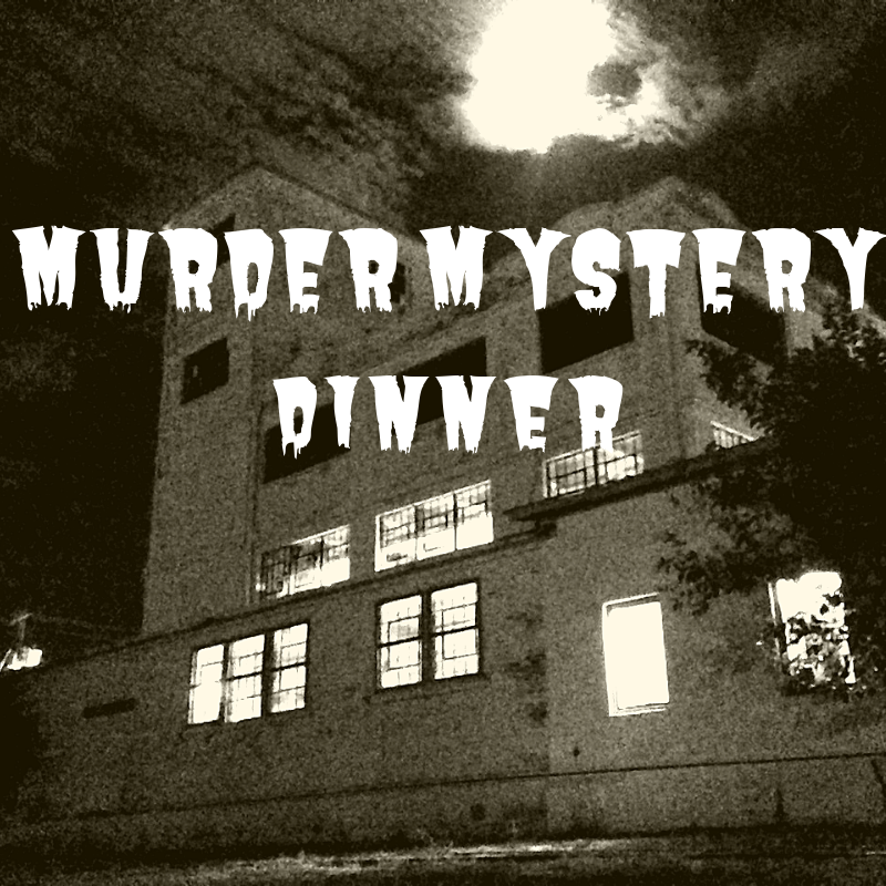 Join us for an evening filled with murder and suspense you won't soon forget at our 4th Annual Murder Mystery Event. Enjoy dinner and drinks as you get to know the stories behind our guest actors. Secrets will be revealed, motives exposed and your sleuthing skills will be put to the test as you are left to solve the crime.  ***Guests will NOT be acting. You will be enjoying the party & watching our guest actors.  Tickets available in our online store.