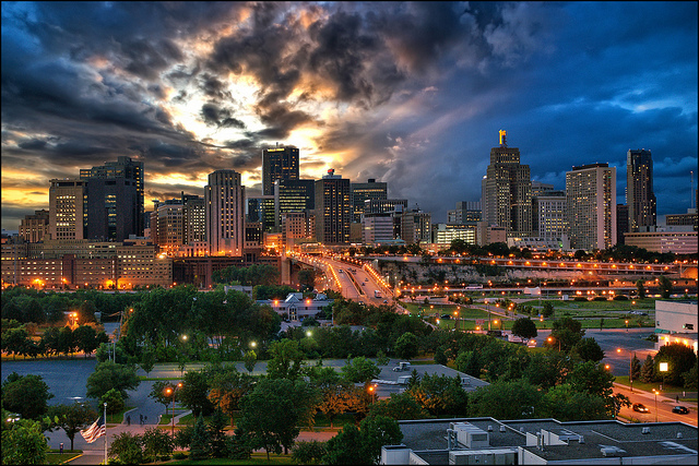 St. Paul Visitor's Guide