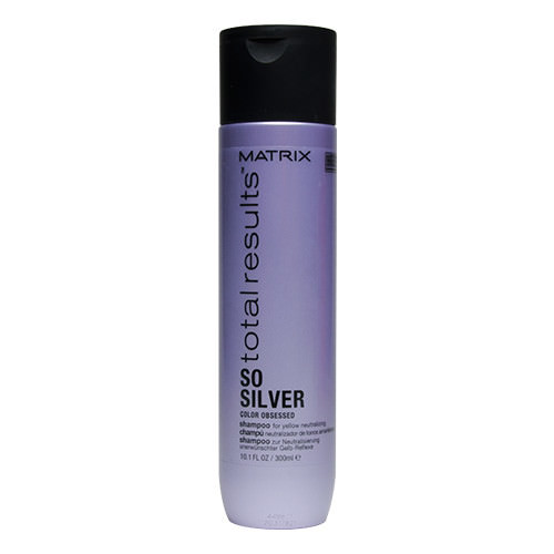 Total Results Color Obsessed So Silver Shampoo 300ml €6.90/£6.17