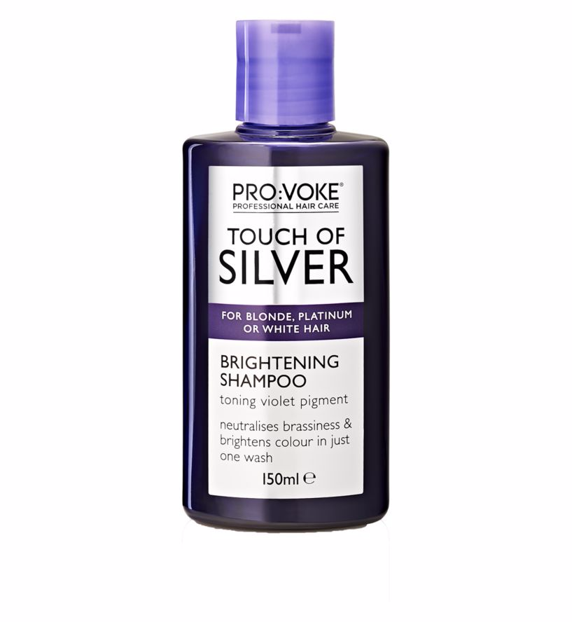 PRO:VOKE Touch Of Silver Brightening Shampoo 150ml £3.19/€2.99