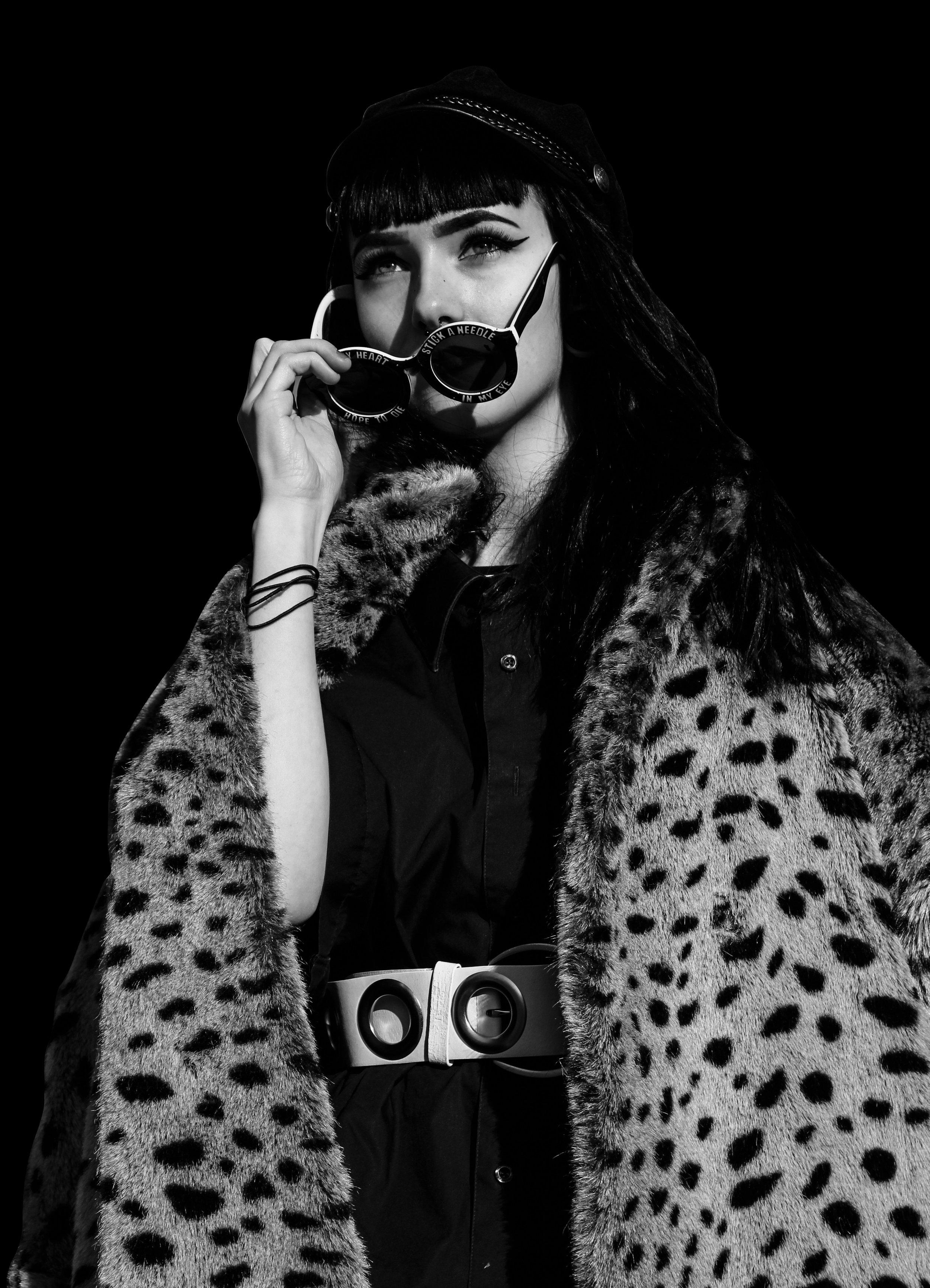 Leopard Love -