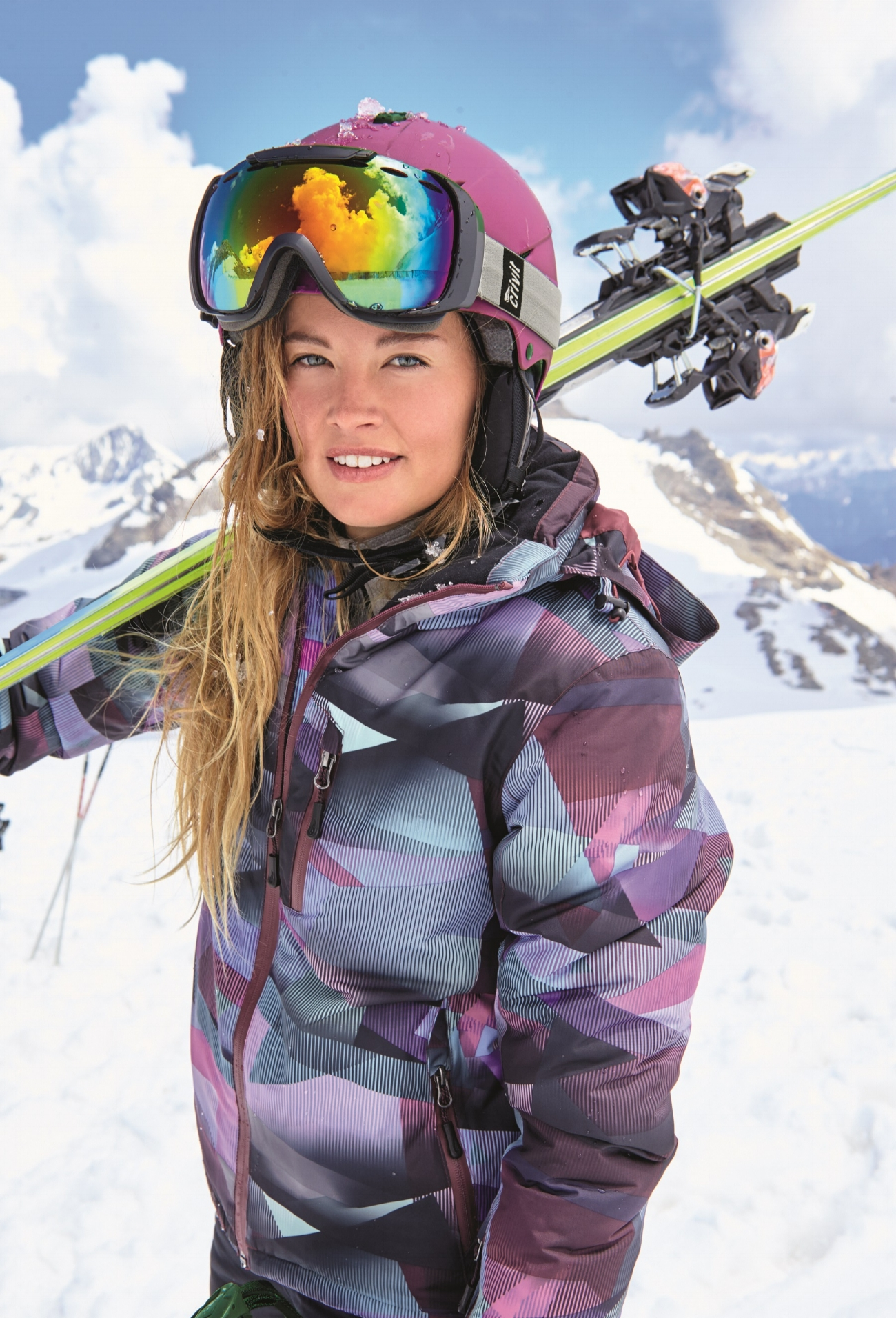 Calling all snow bunnies - Lidl are launching a cool new ski range and we've got the scoop.