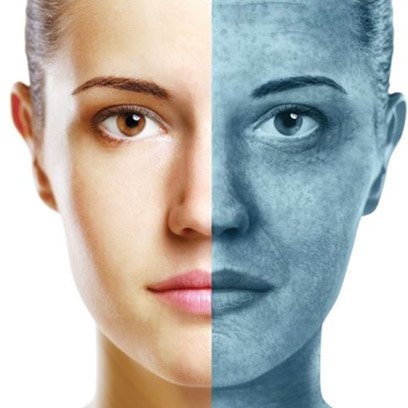 What skin looks like under the scanner -