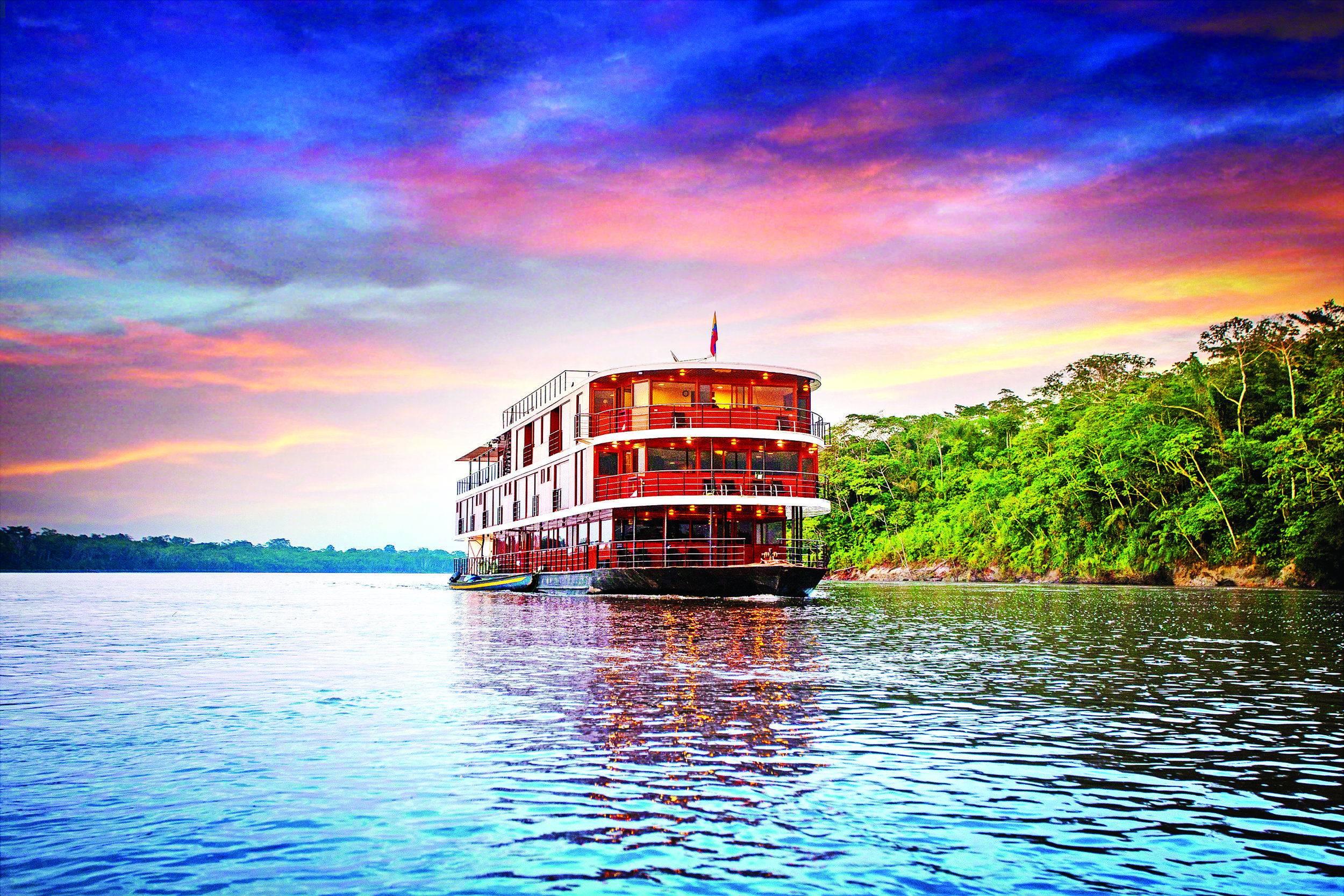 amazon cruise | © disney