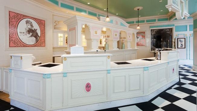 Plaza Ice Cream Parlor   Magic Kingdom Park
