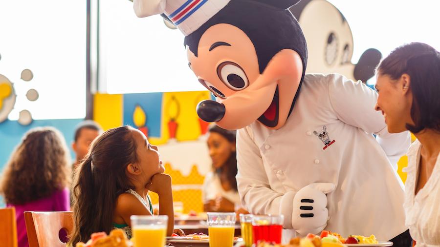 Chef Mickey   Contemporary Resort   © Disney