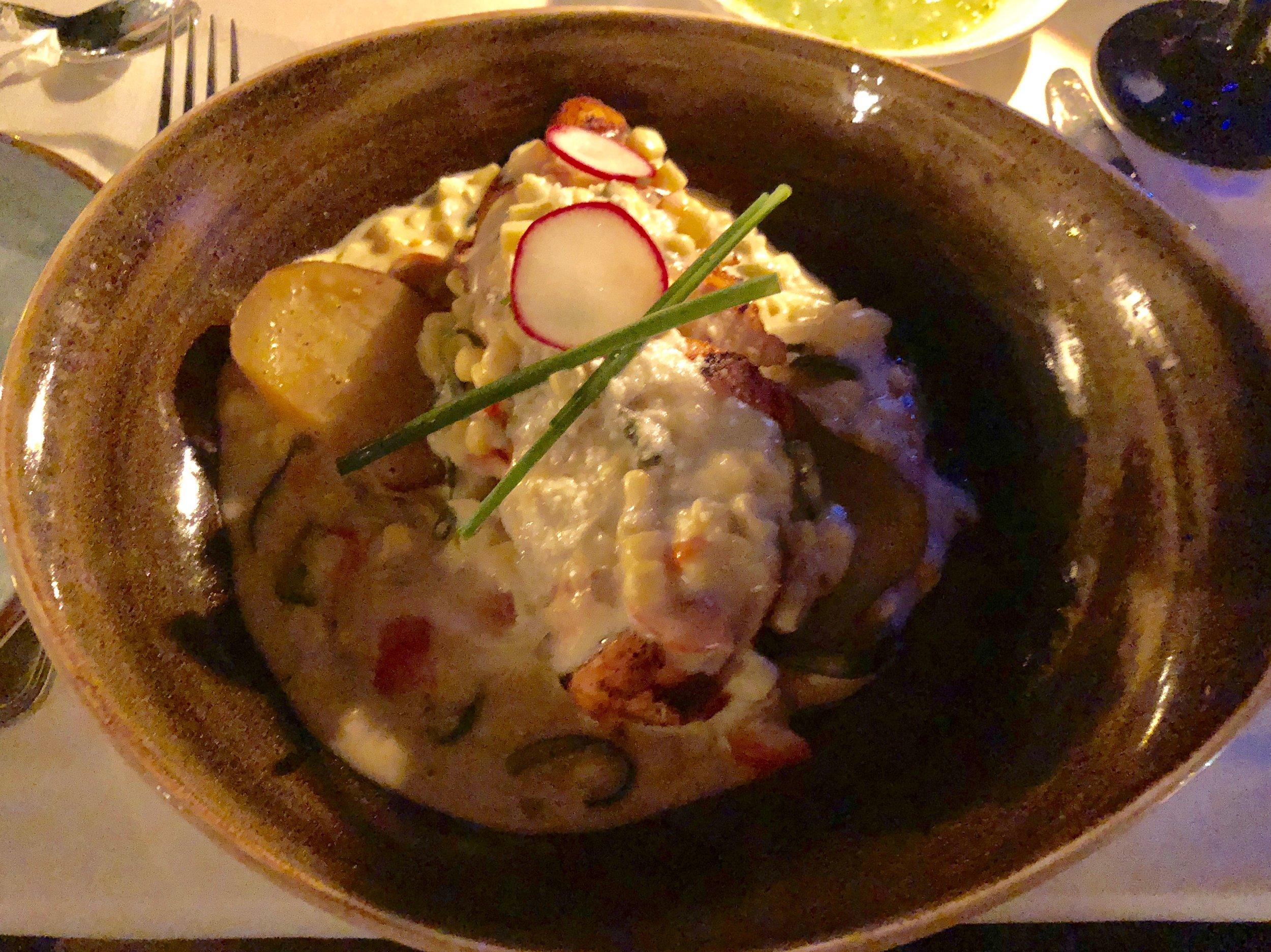 Pollo a Las Rajas   San Angel Inn Restaurante   Ecpot® Park