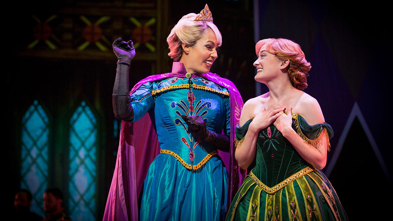 Frozen - live at the hyperion! | © disney