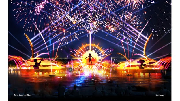 Illuminations Replacement Coming to Epcot in 2020 | © Disney