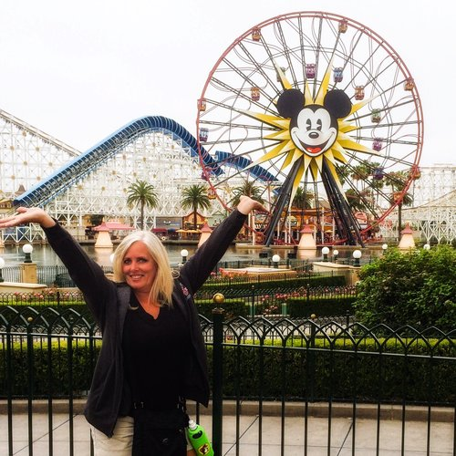 Laura Morrison | california adventure® park | disneyland ® resort