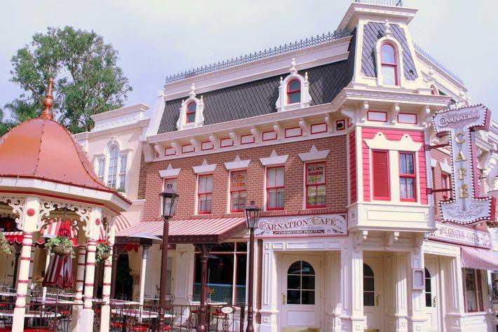 CARNATION CAFE | DISNEYLAND® PARK
