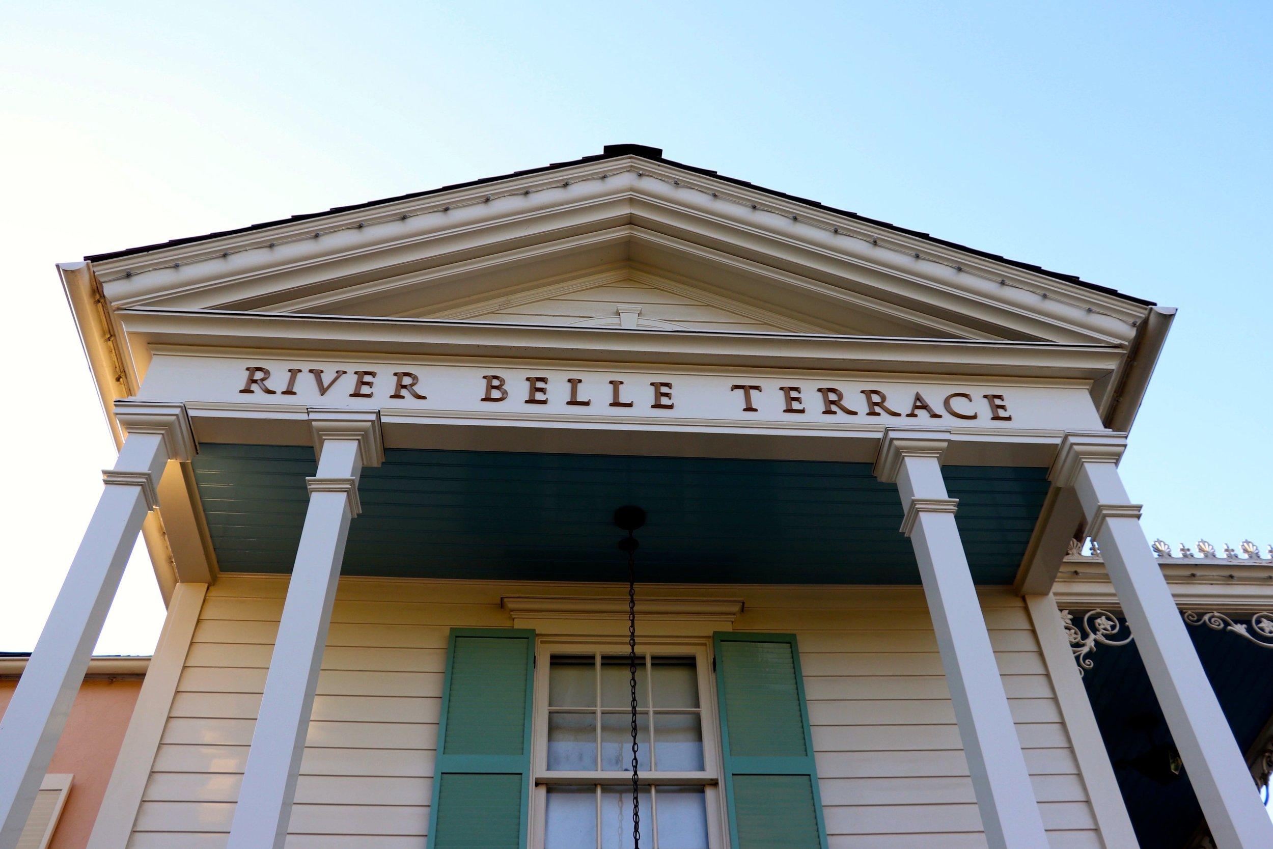 RIVER BELLE TERRACE | DISNEYLAND® PARK