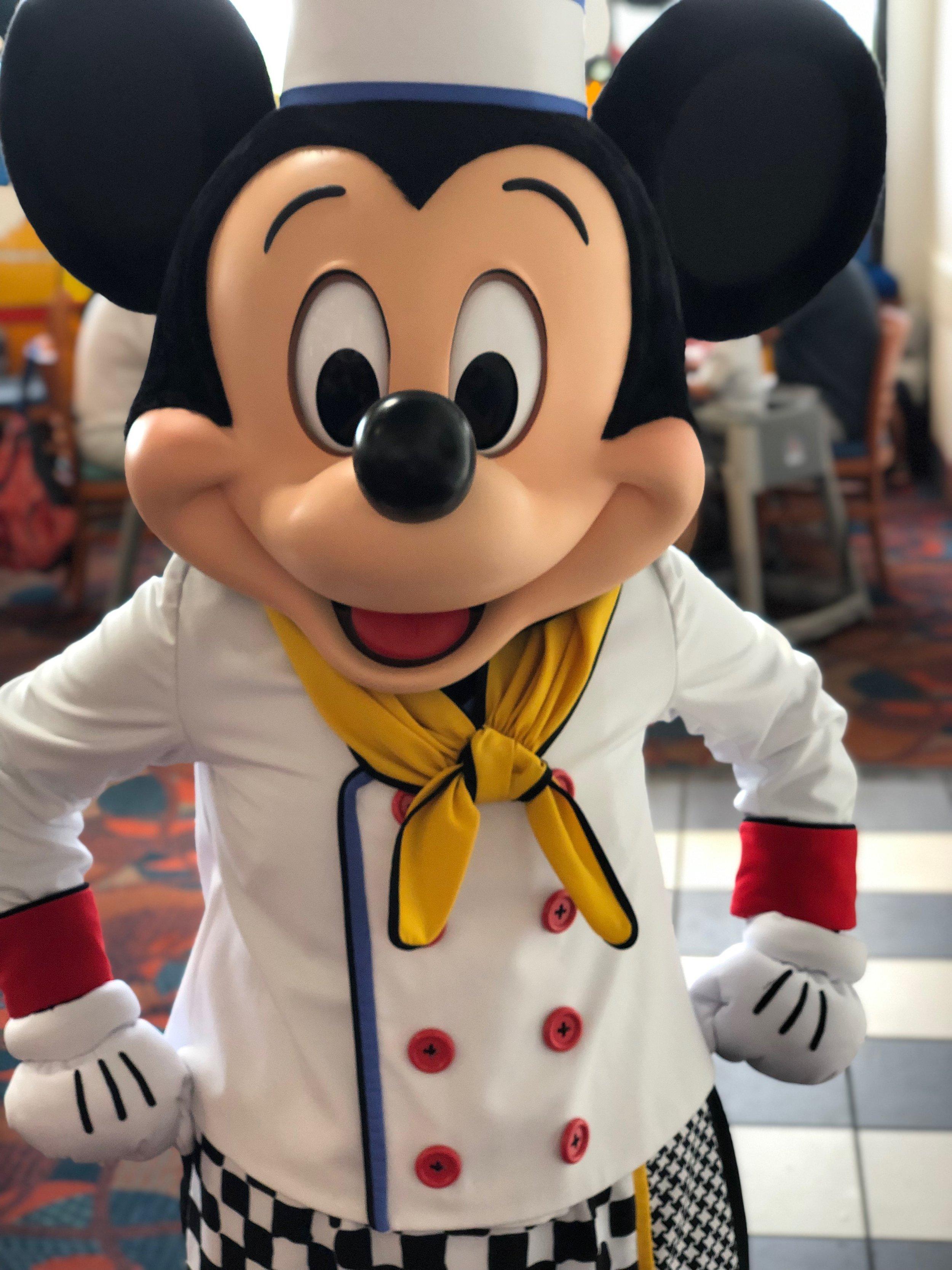 Mickey - Chef Mickey's