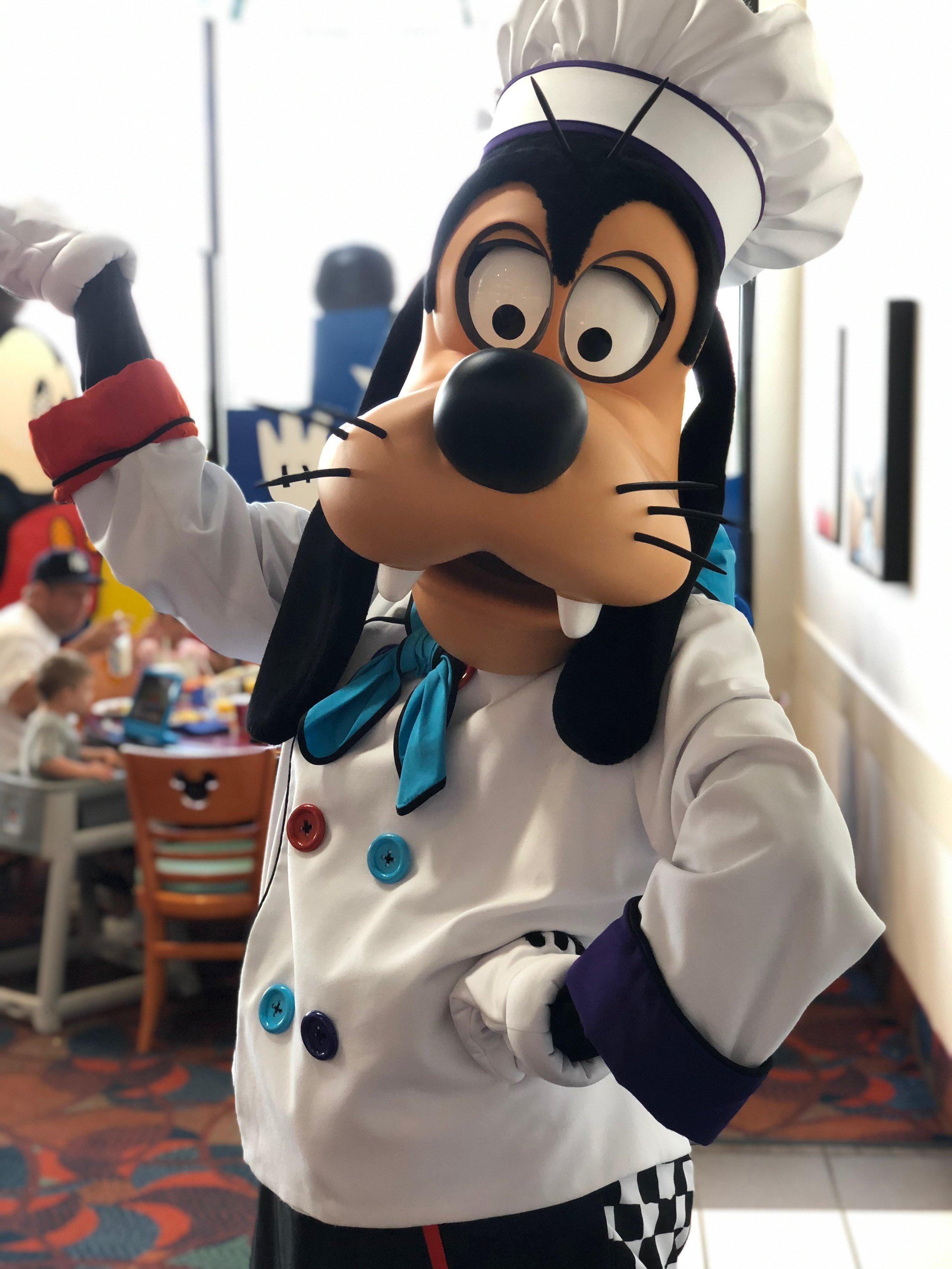 Goofy - Chef Mickey's