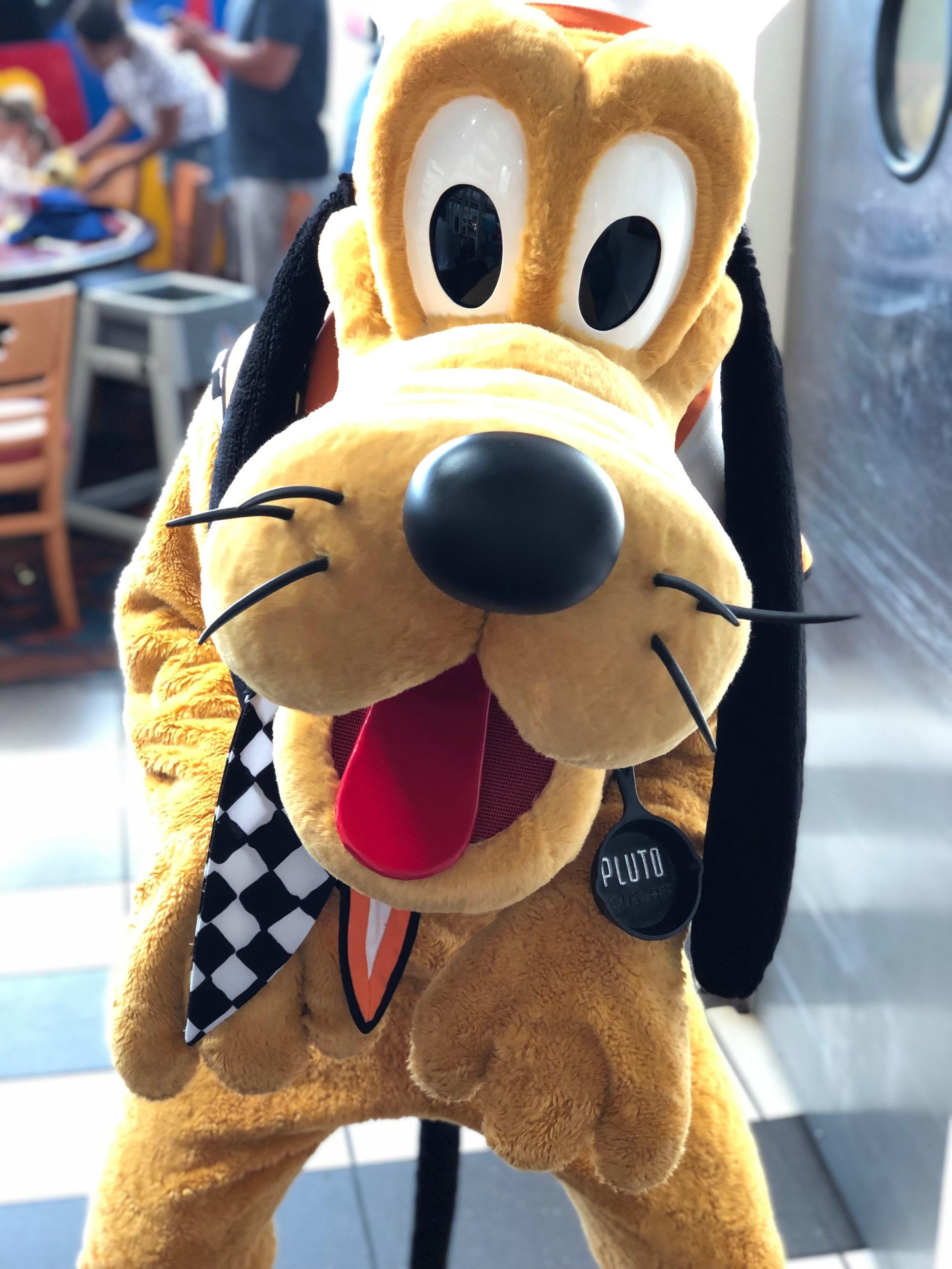 Pluto - Chef Mickey's
