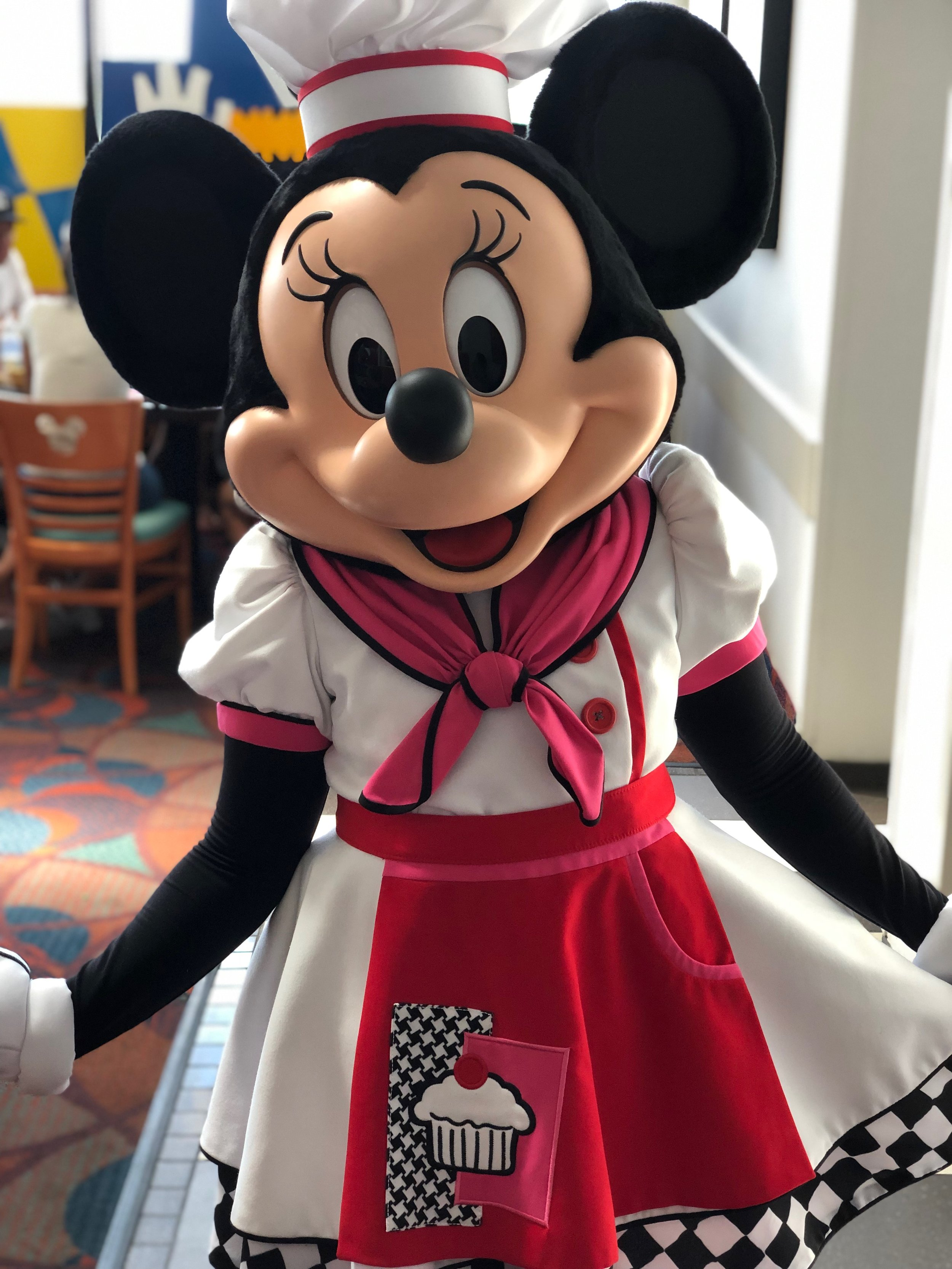 Minnie Mouse - Chef Mickey's