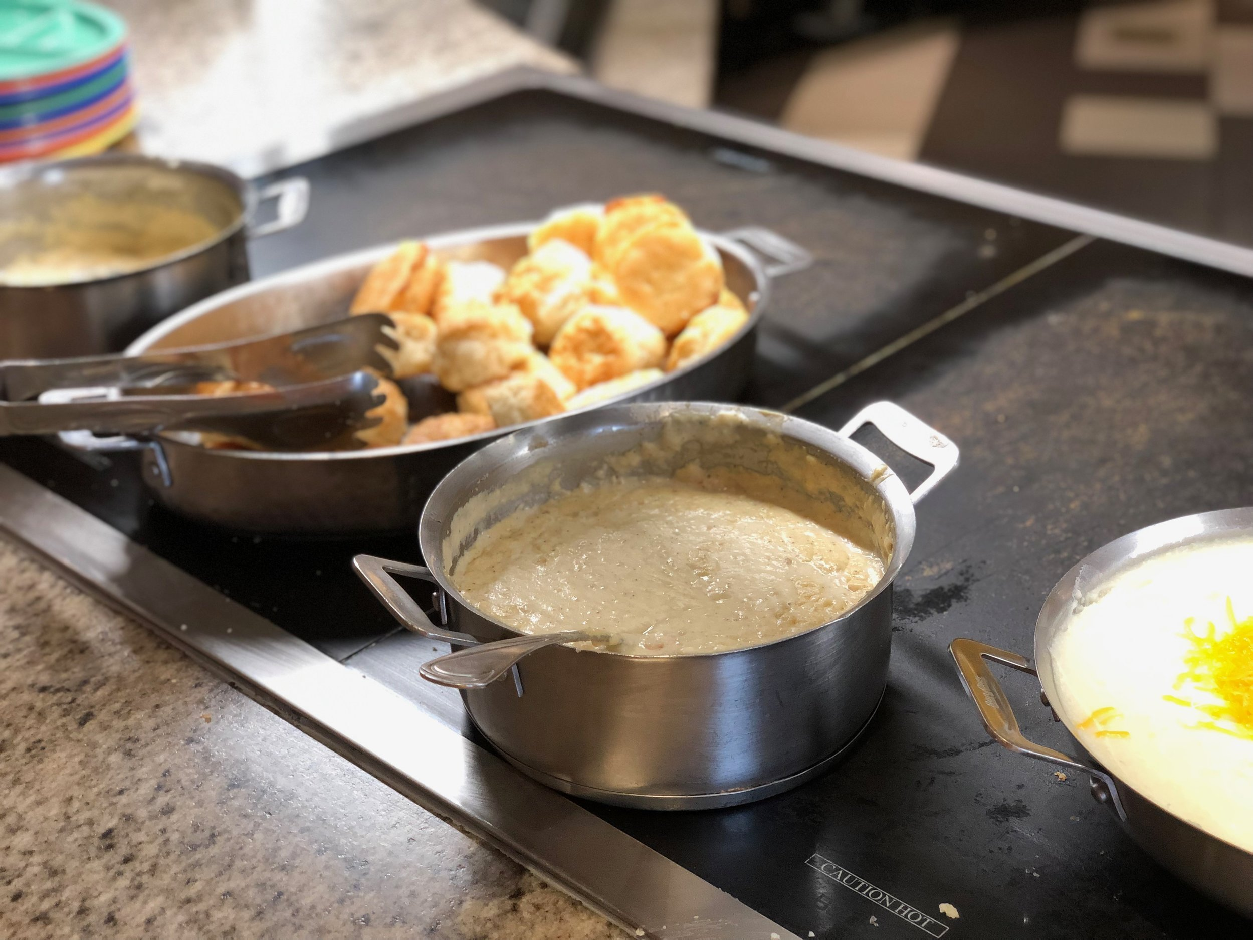 Biscuits and Gravy - Chef Mickey's