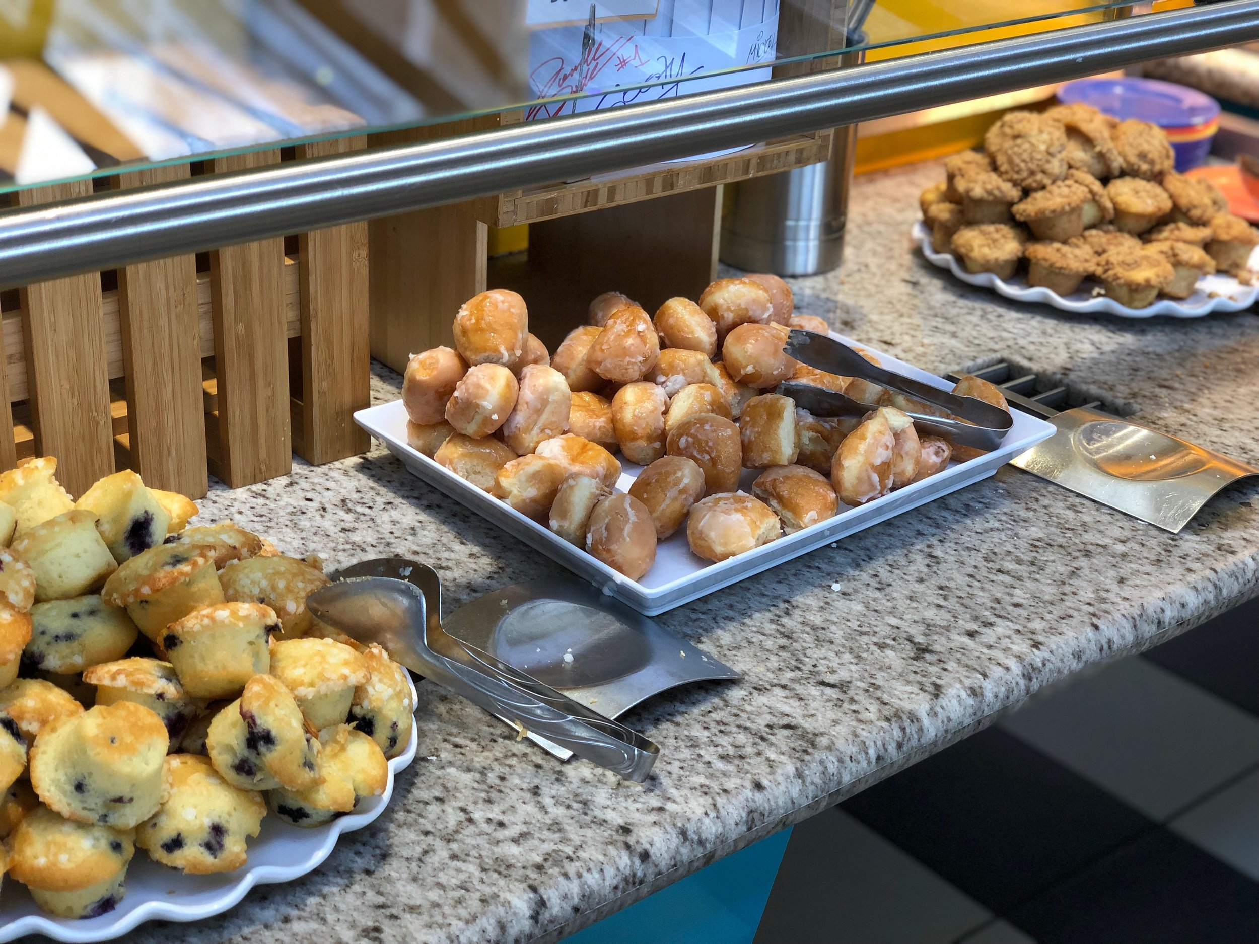 Muffins and Doughnuts - Chef Mickey's