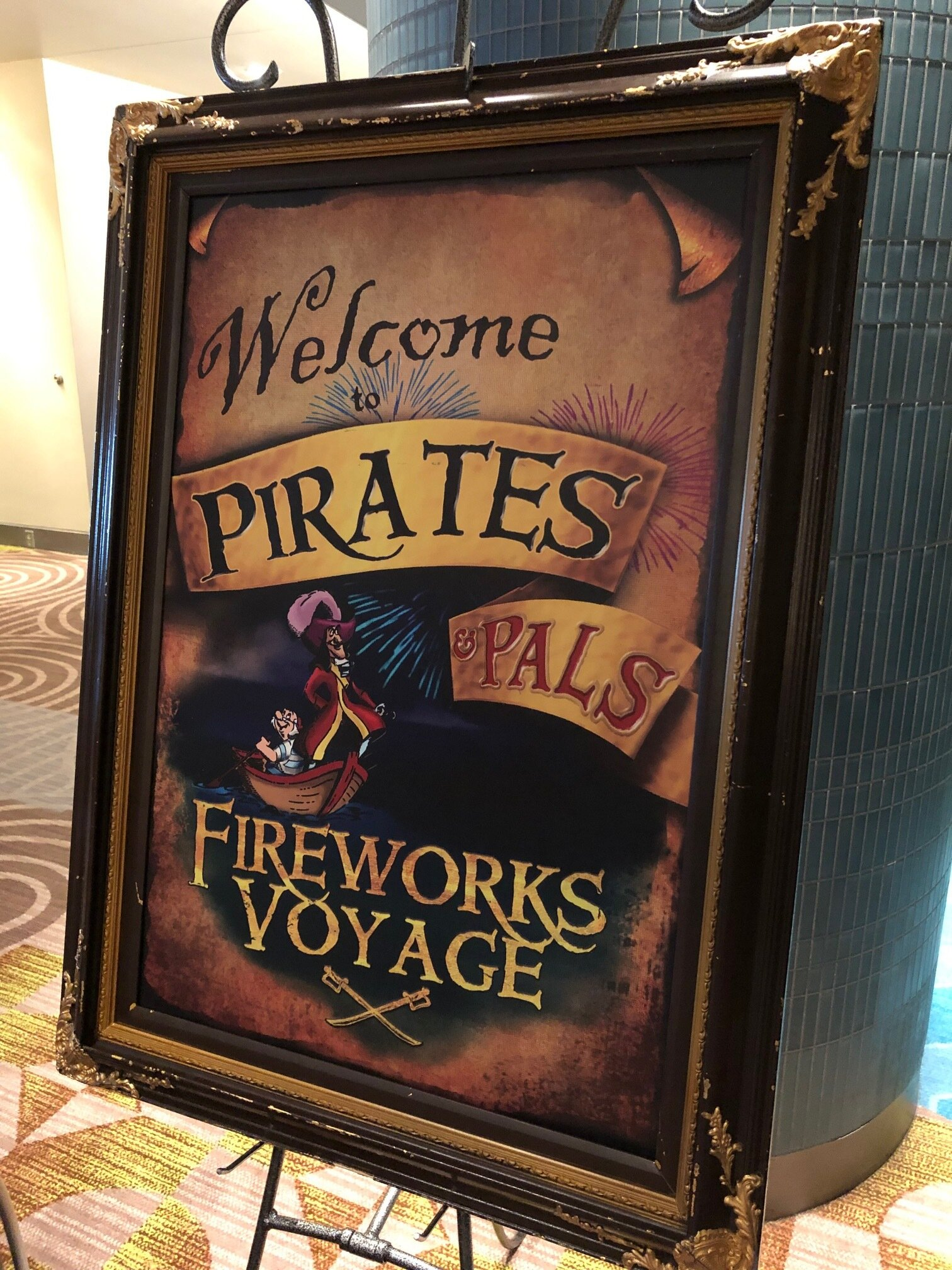 Pirates & pals | contemporary resort