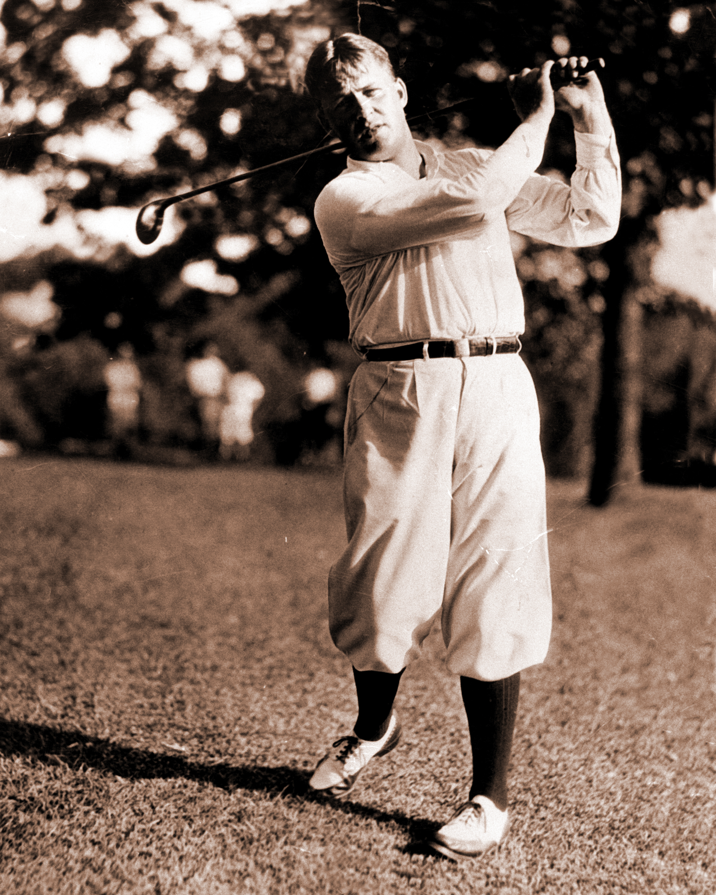 The great Bobby Jones at Biltmore Forest in the mid-1920s.