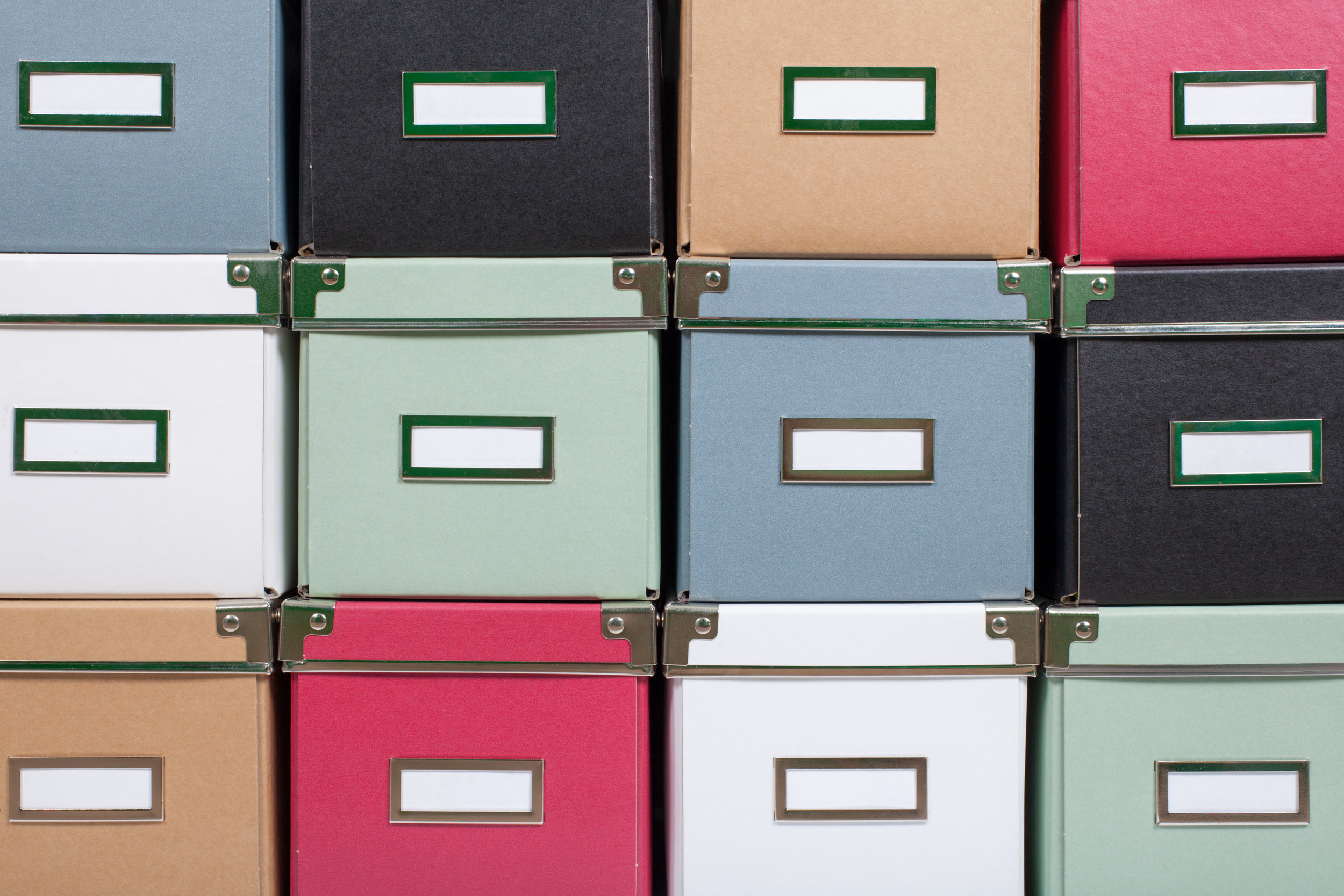 January is National Get Organized Month    Get Organized in 2018