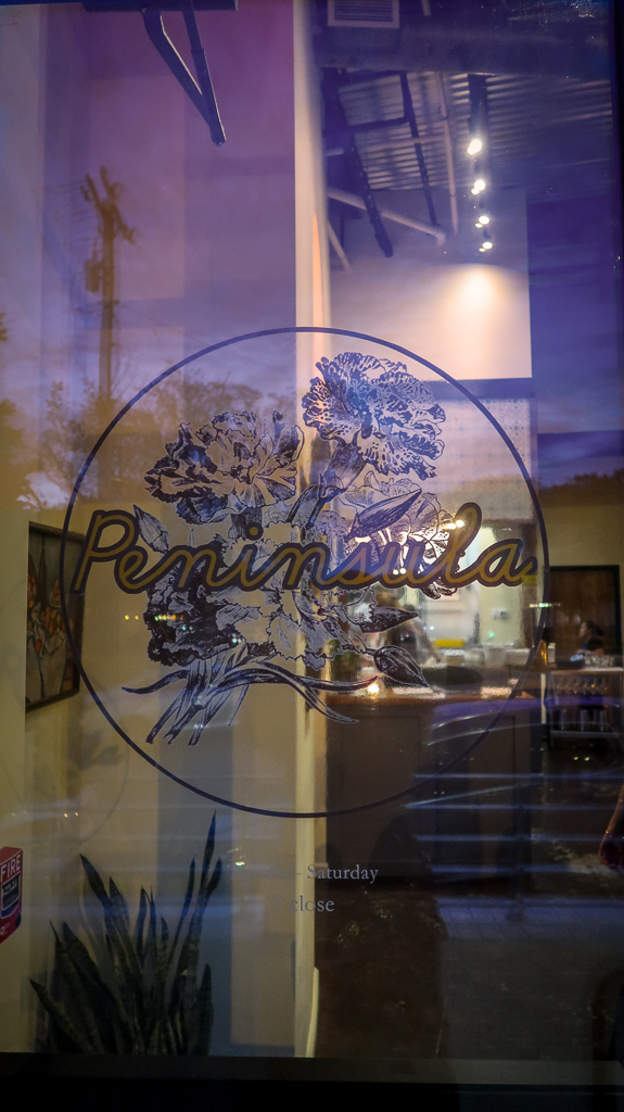 Peninsula is an awesome Spanish restaurant in East Nashville that you need to add you to list of must-eat places when visiting Nashville via @ginka + ginkaville.com