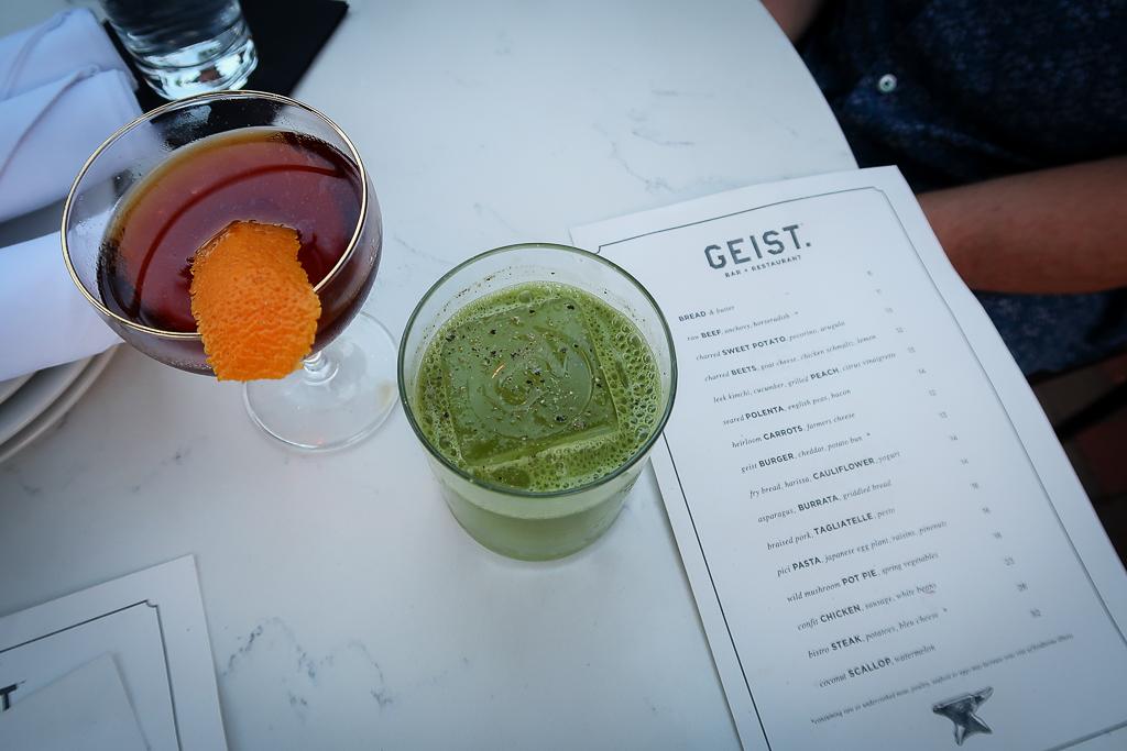 Great Nashville Restaurants, Geist Germantown, Nashville