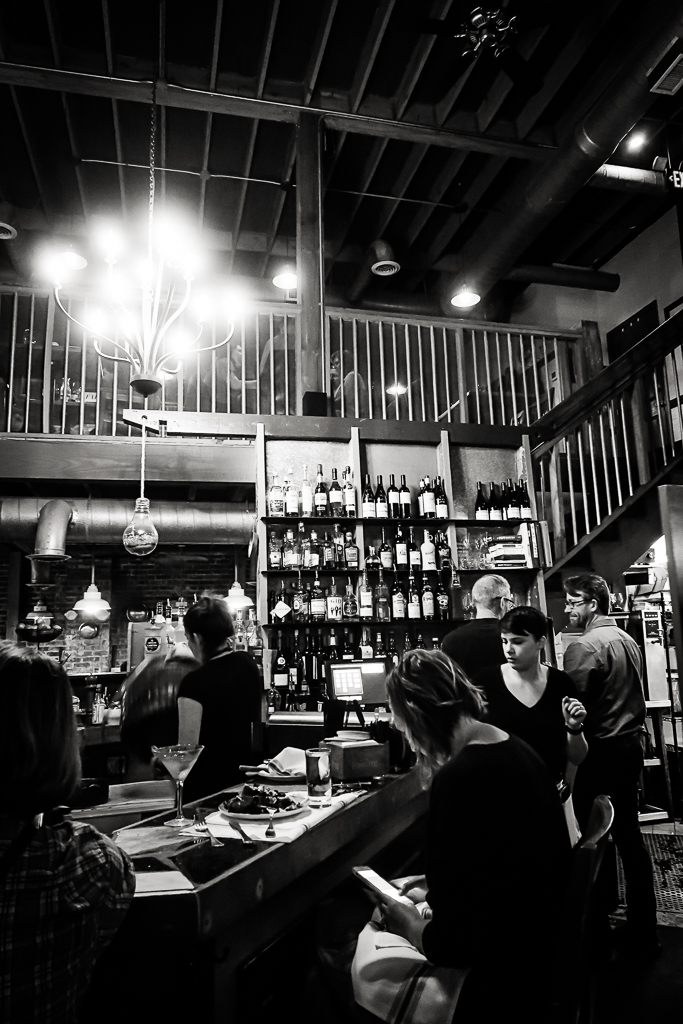 Margot Cafe and Bar, Five Points, East Nashville via @ginka + ginkaville.com