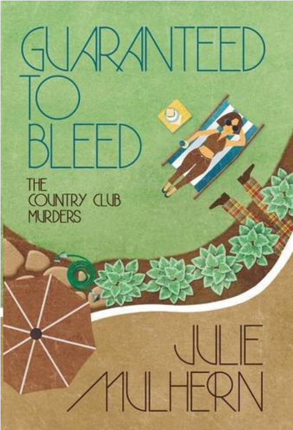 Guaranteed to Bleed - Julie Mulhern Review via @ginka + ginkaville.com