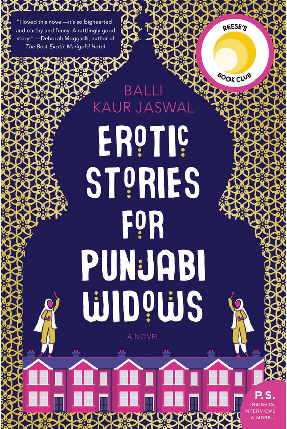 Erotic Stories for Punjabi Widows - Balli Kaur Jaswai Review via @ginka + ginkaville.com