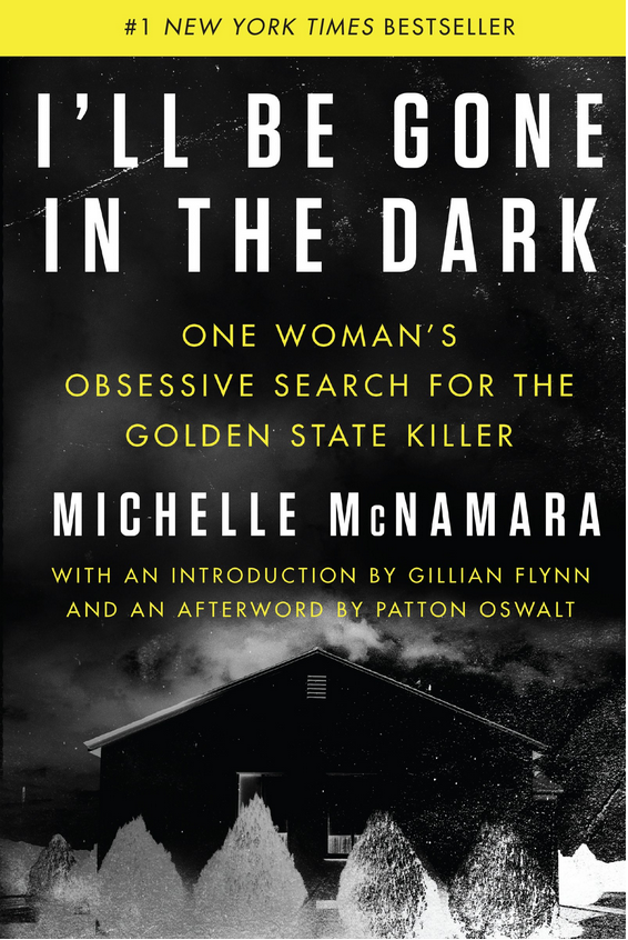 I'll Be Gone in the Dark - Michelle McNamara Review via @ginka + ginkaville.com