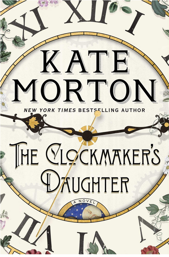 The Clockmaker's Daughter - Kate Morton Review via @ginka + ginkaville.com