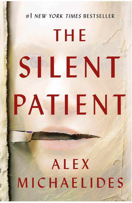The Silent Patient - Alex Michaelides Review via @ginka + ginkaville.com