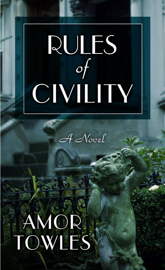 Rules of Civility - Amour Towles Review via @ginka + ginkaville.com